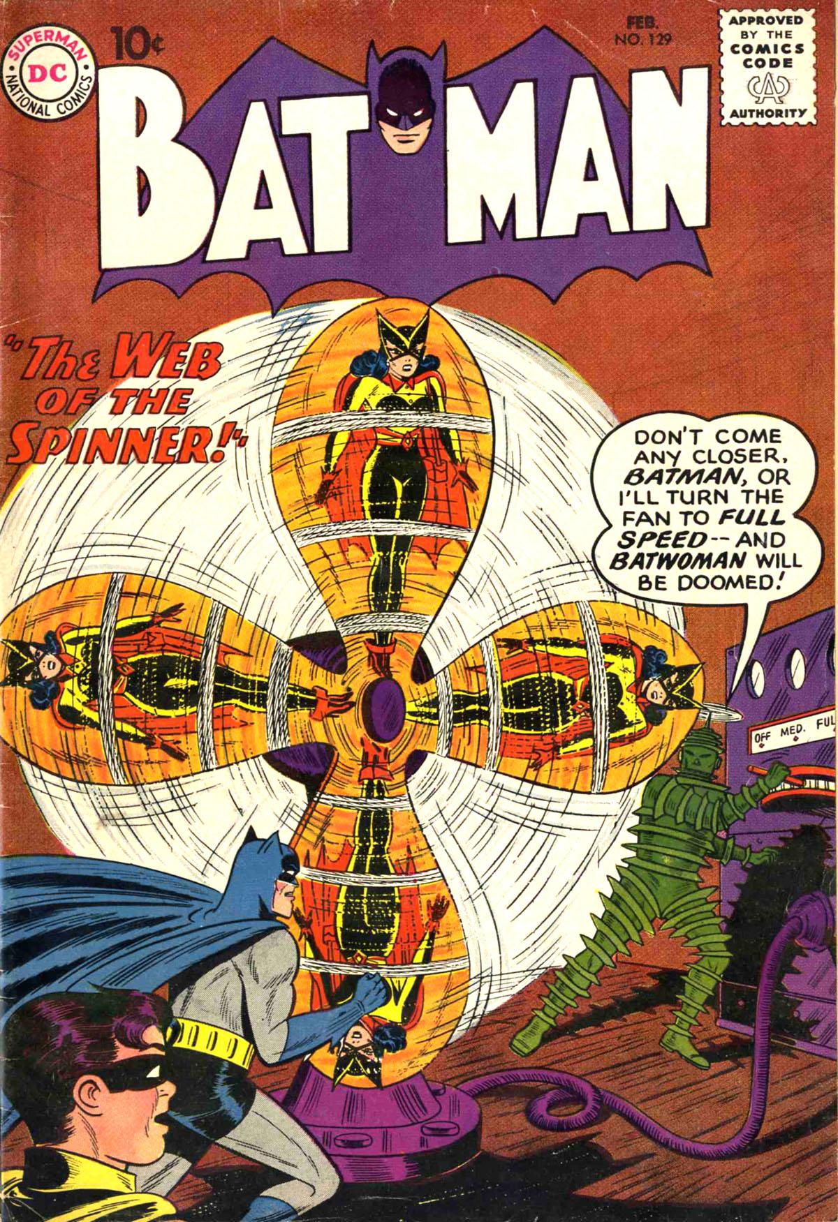 Batman (1940) 129 Page 1
