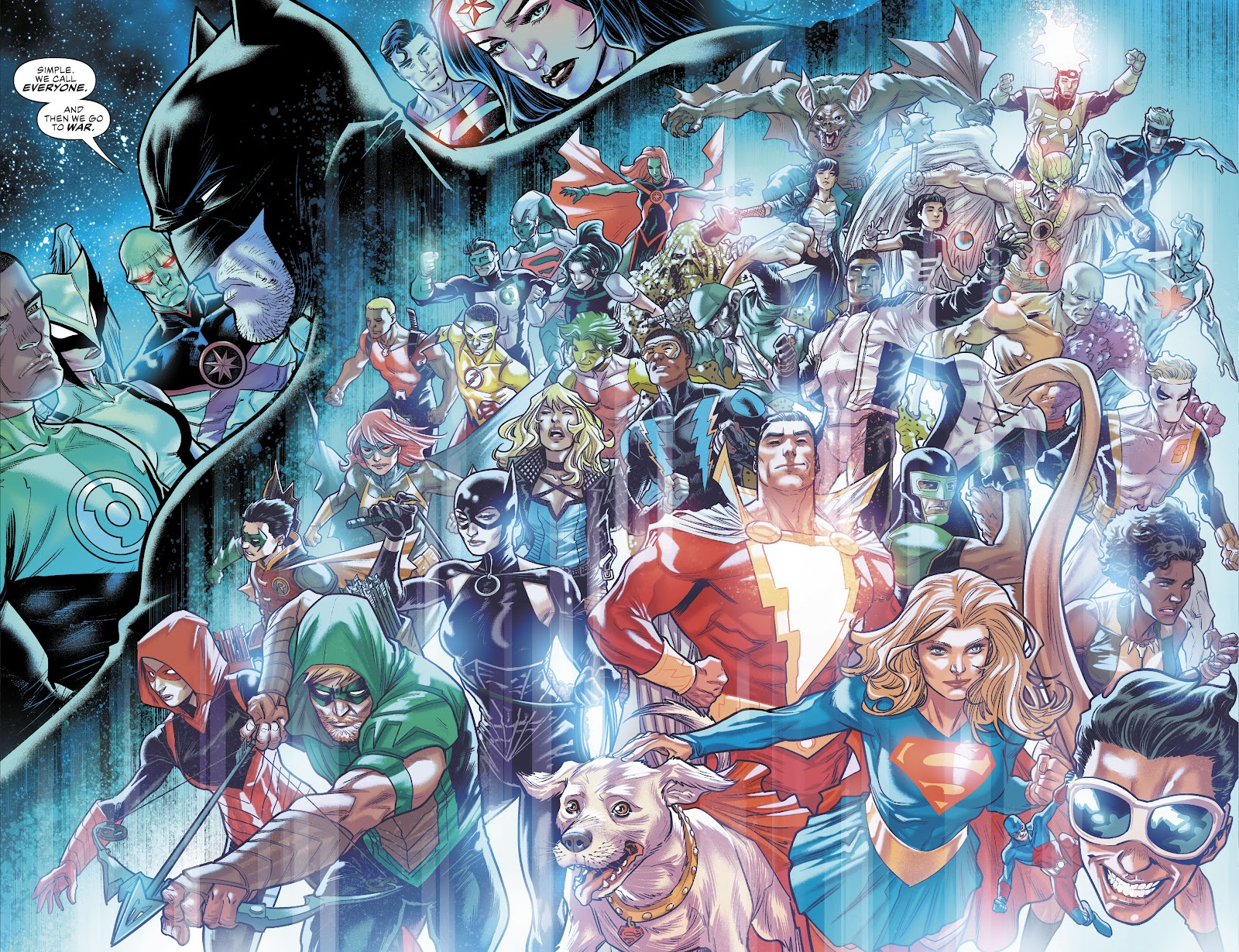 Read online DC's Year of the Villain Special comic -  Issue # Full - 22