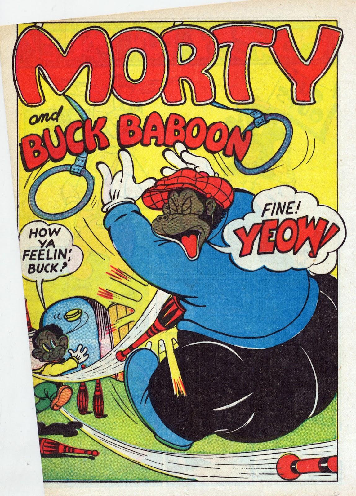 Read online Comedy Comics (1942) comic -  Issue #13 - 21