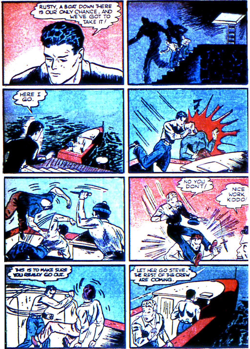 Read online Adventure Comics (1938) comic -  Issue #44 - 52