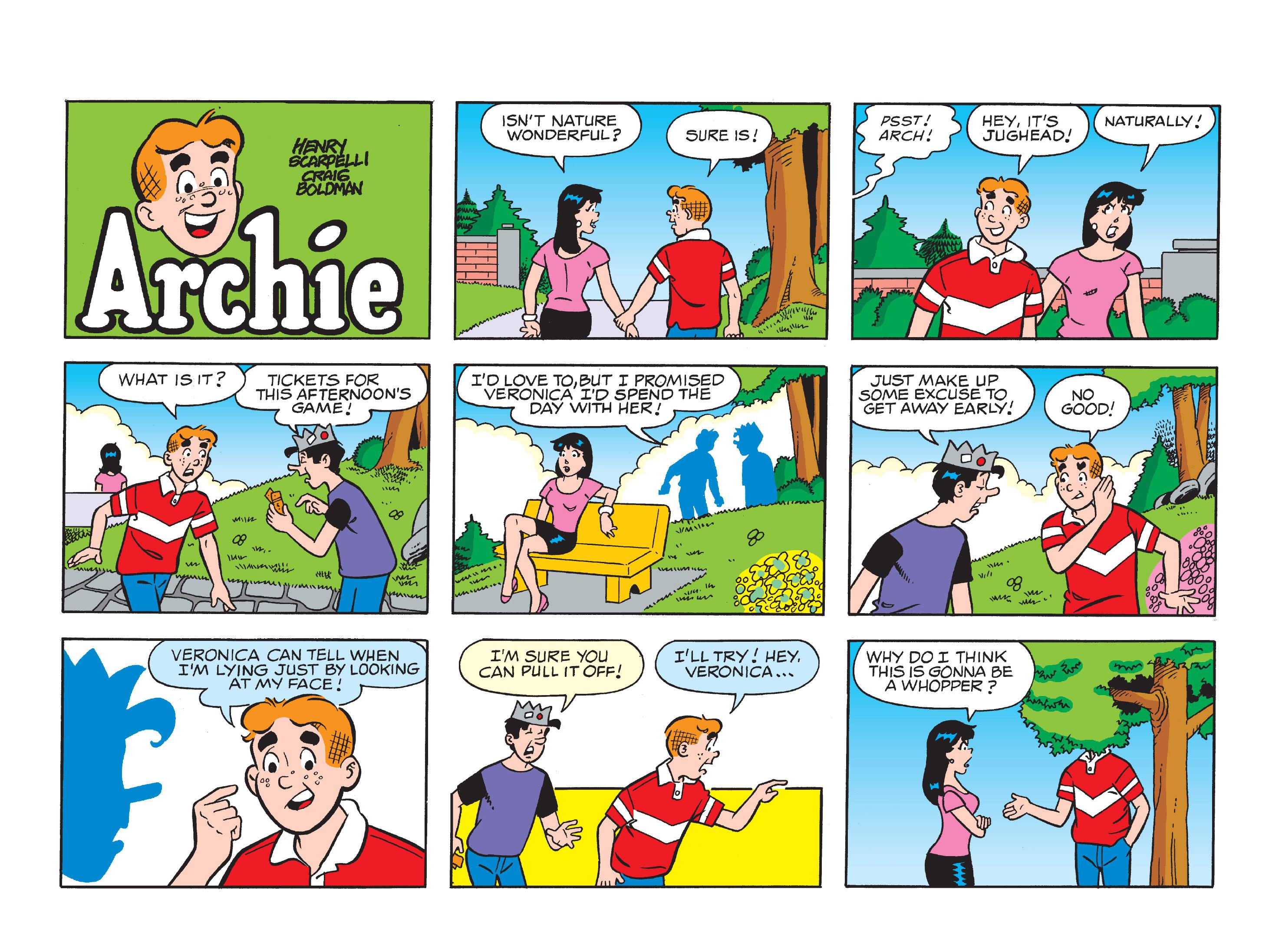 Read online Archie 1000 Page Comics Bonanza comic -  Issue #2 (Part 1) - 96