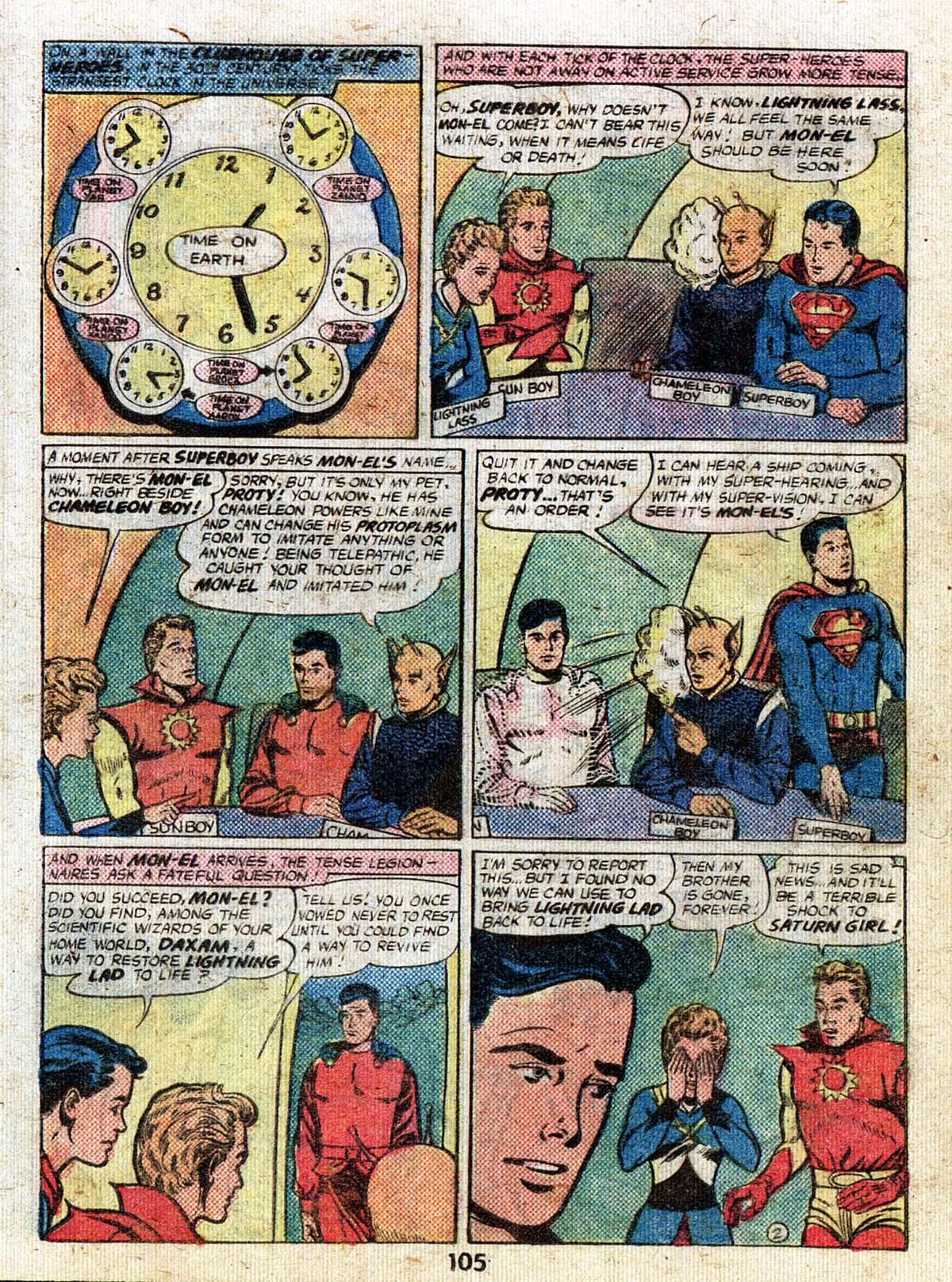 Read online Adventure Comics (1938) comic -  Issue #500 - 105