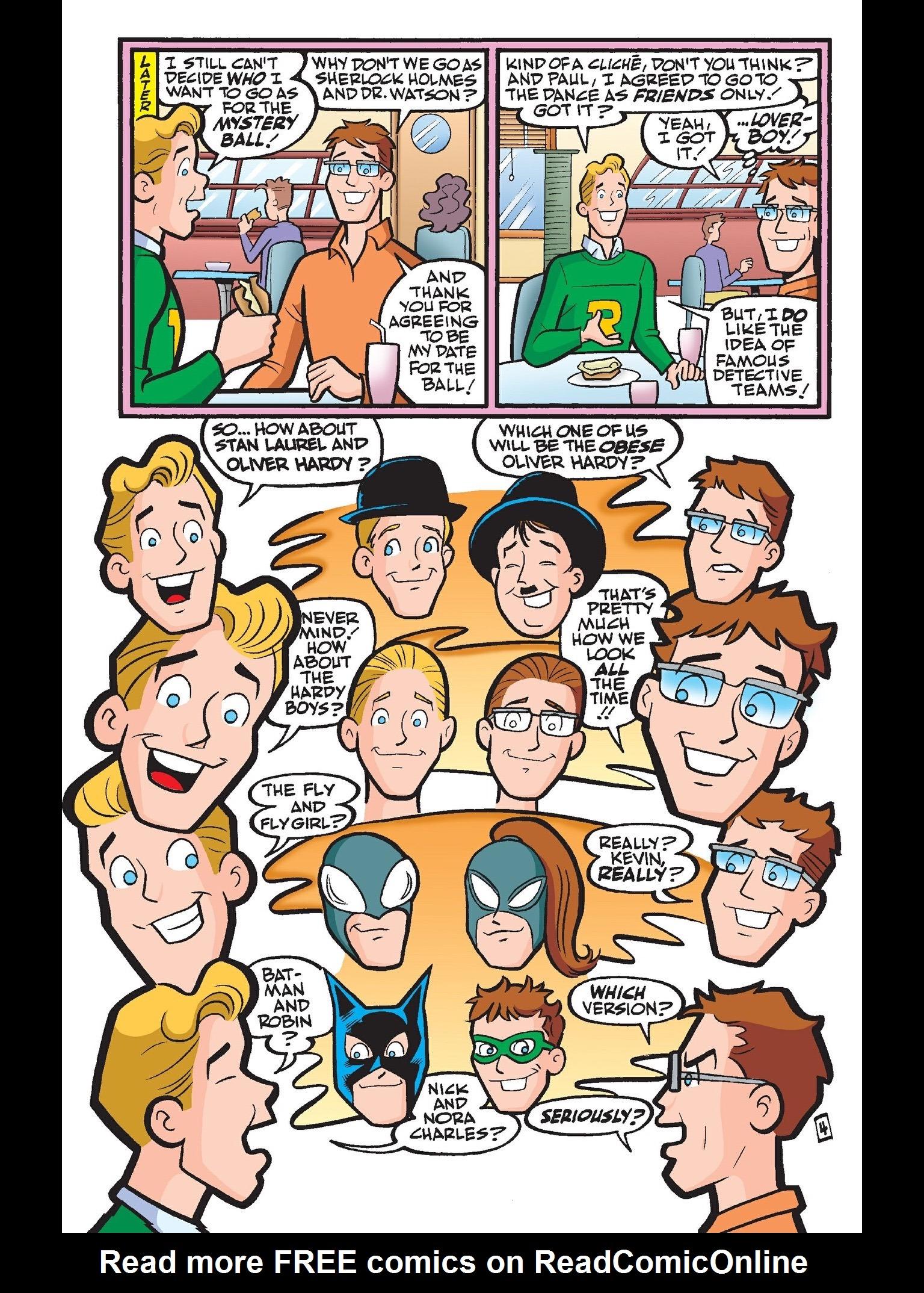 Read online Kevin Keller comic -  Issue #13 - 7