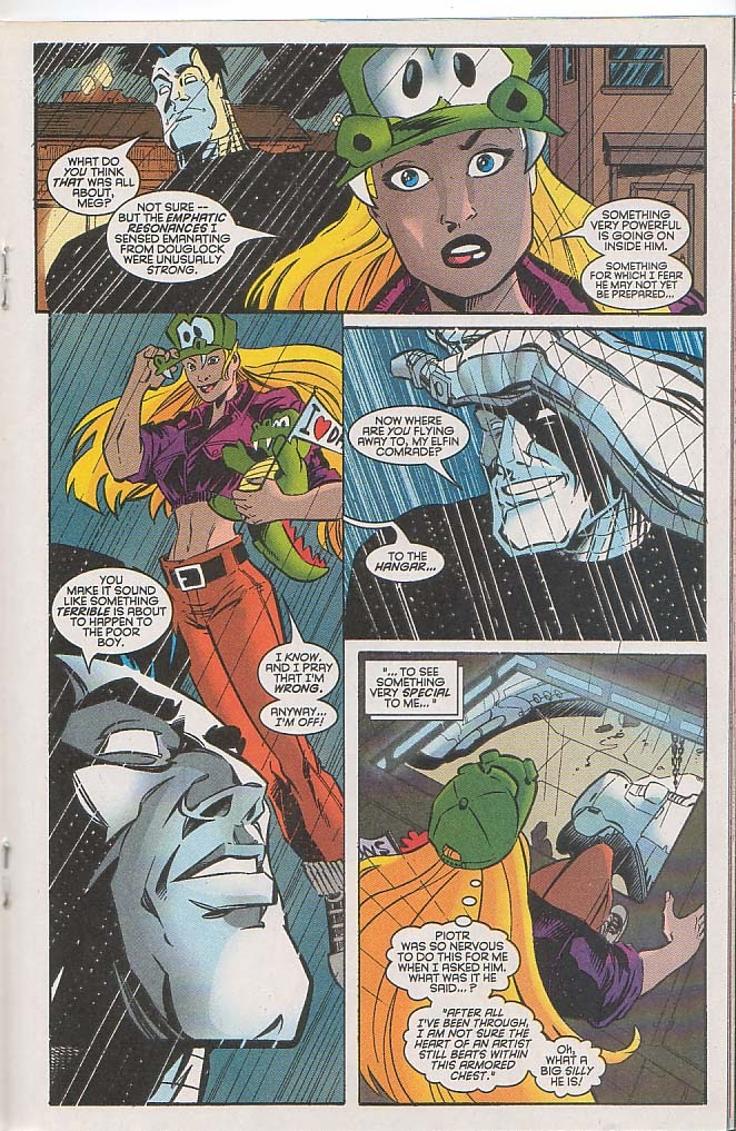 Excalibur (1988) issue 114 - Page 15