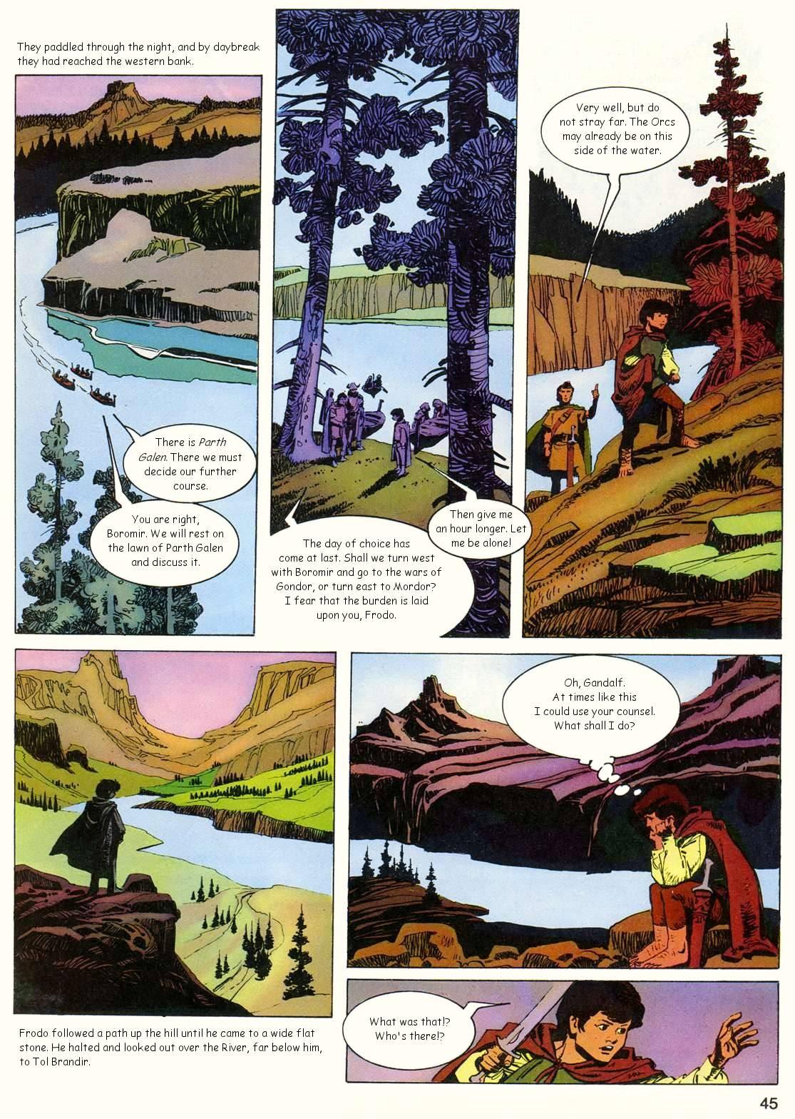 El Señor de los Anillos issue 2 - Page 41