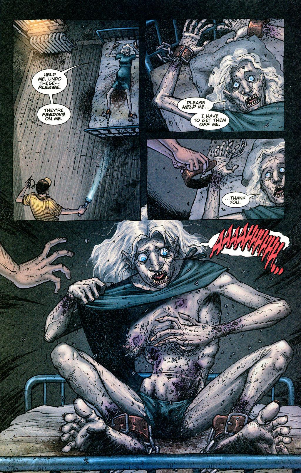 Read online The Exterminators comic -  Issue #3 - 9