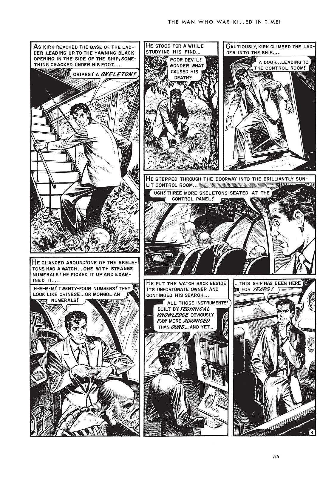 Read online The Martian Monster and Other Stories comic -  Issue # TPB (Part 1) - 70