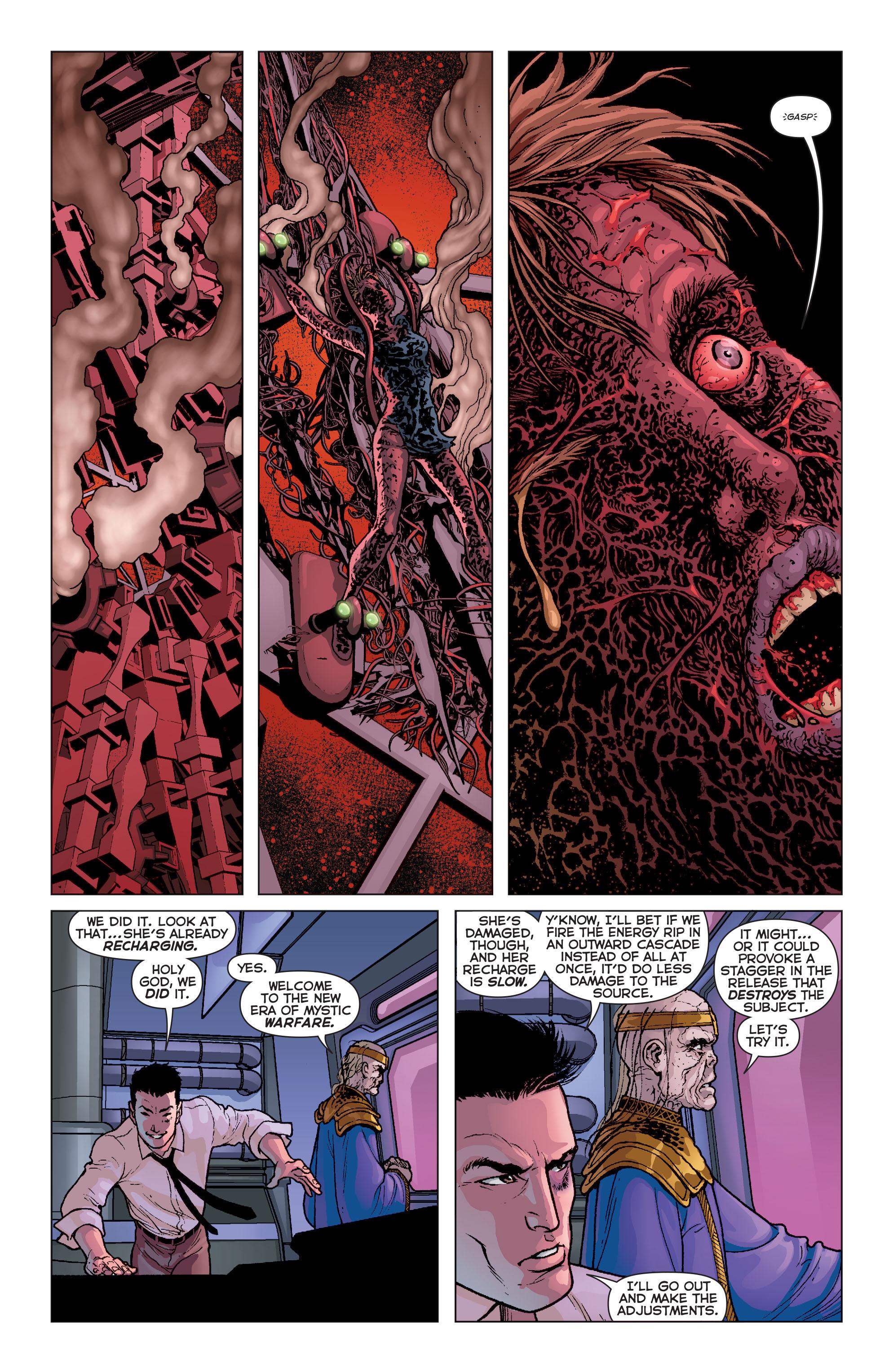 Read online Trinity of Sin: Pandora comic -  Issue #8 - 13
