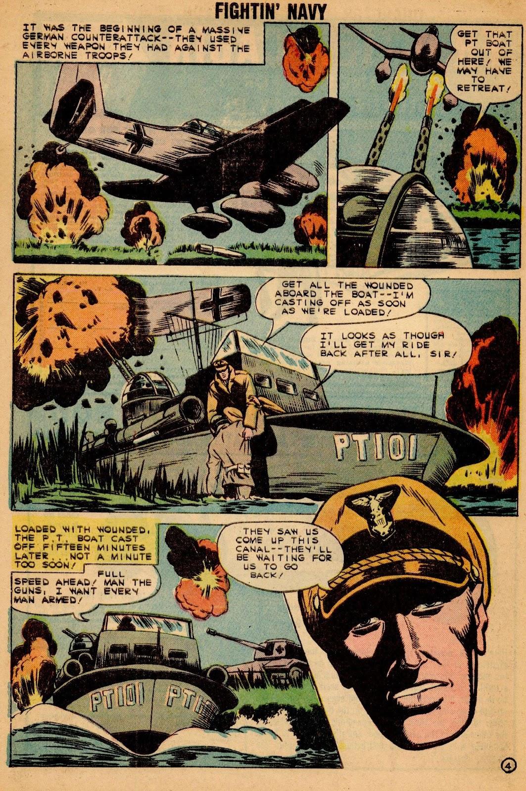 Read online Fightin' Navy comic -  Issue #90 - 32
