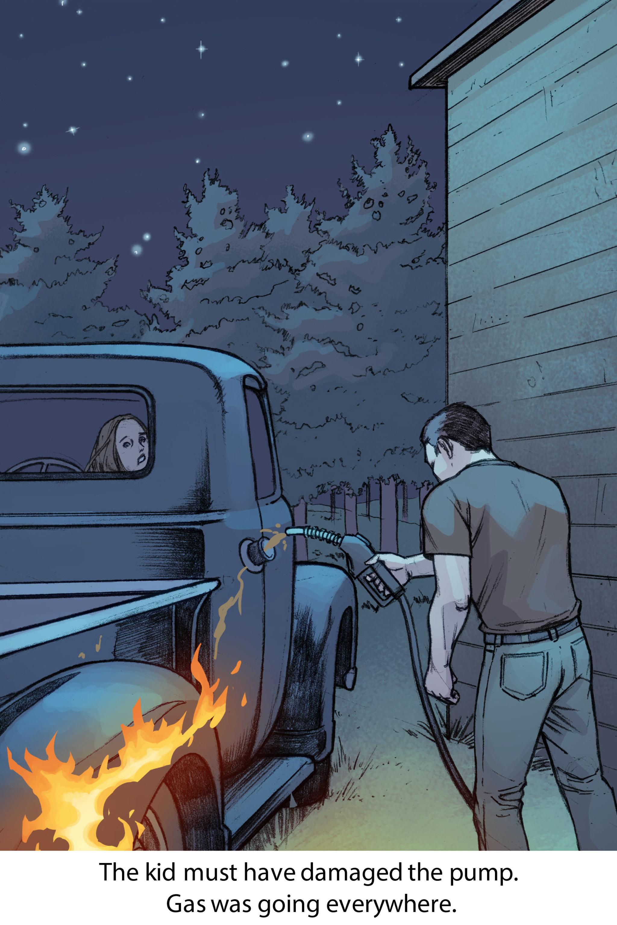 Read online Soul comic -  Issue #2 - 110