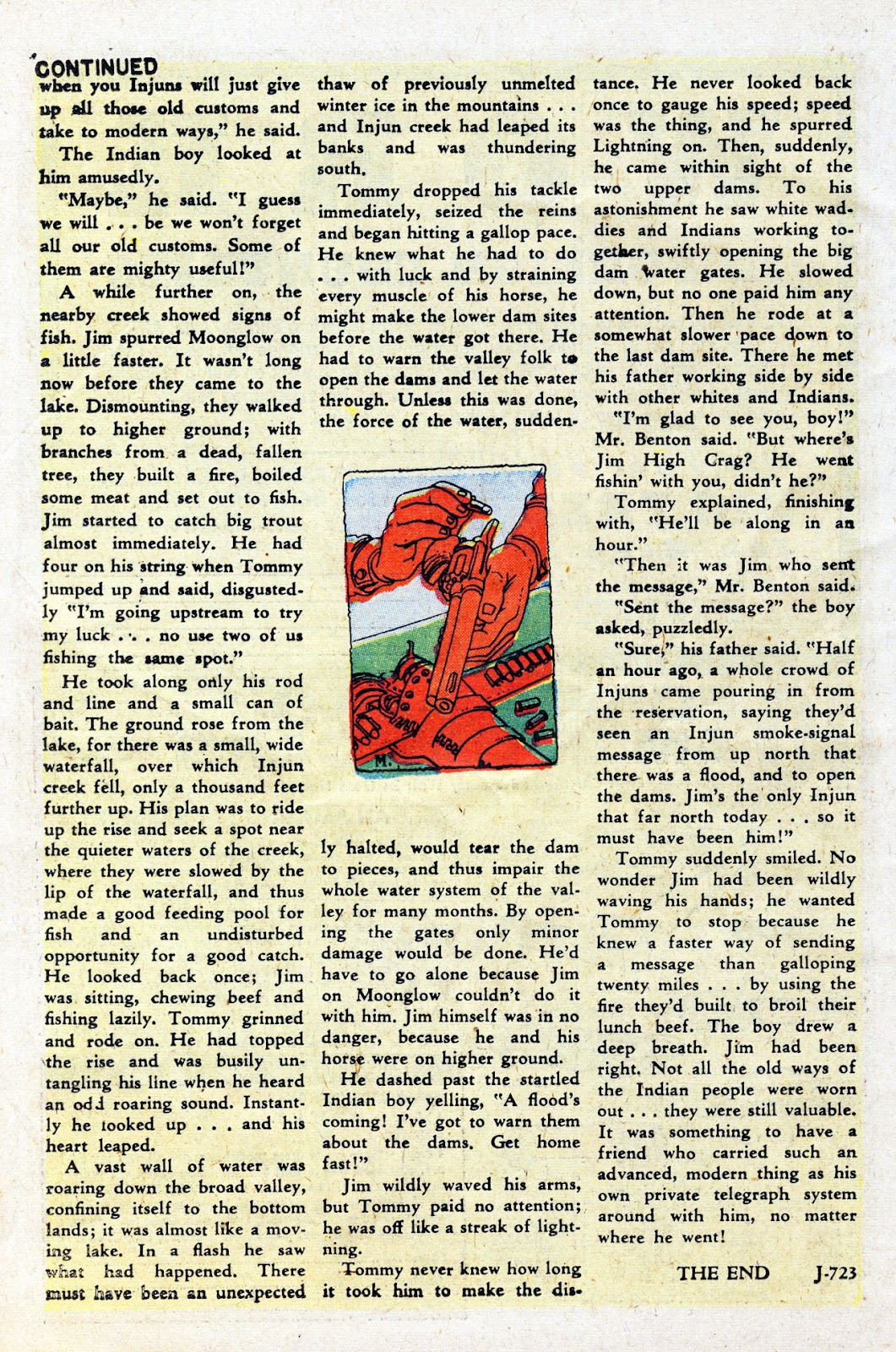 Gunsmoke Western issue 61 - Page 26
