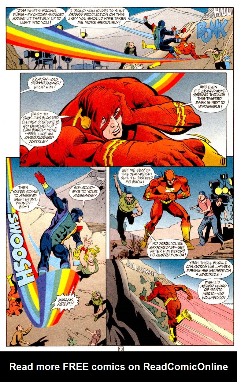 Read online The Flash (1987) comic -  Issue # _Annual 10 - 14