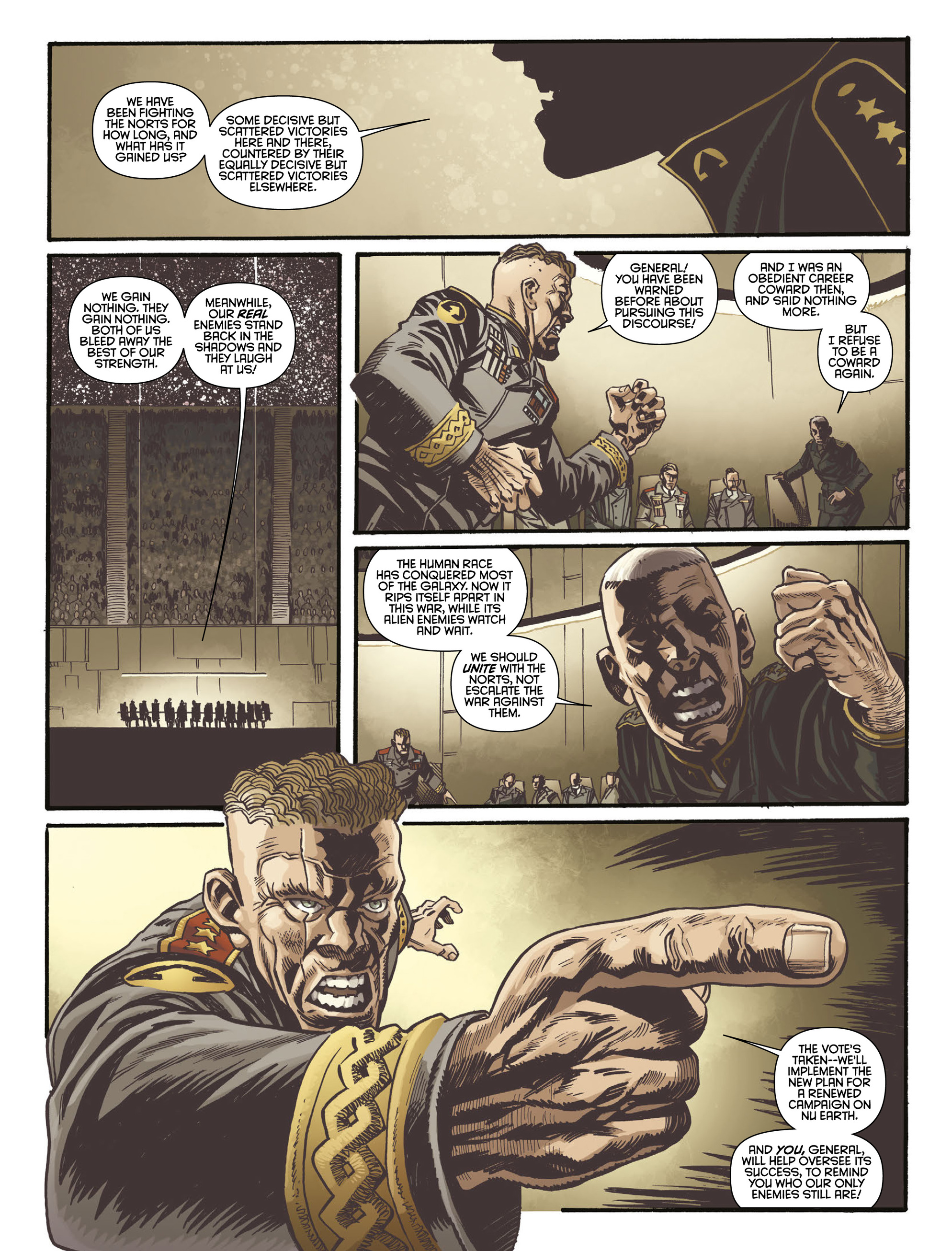 Read online 2000 AD comic -  Issue #2004 - 16