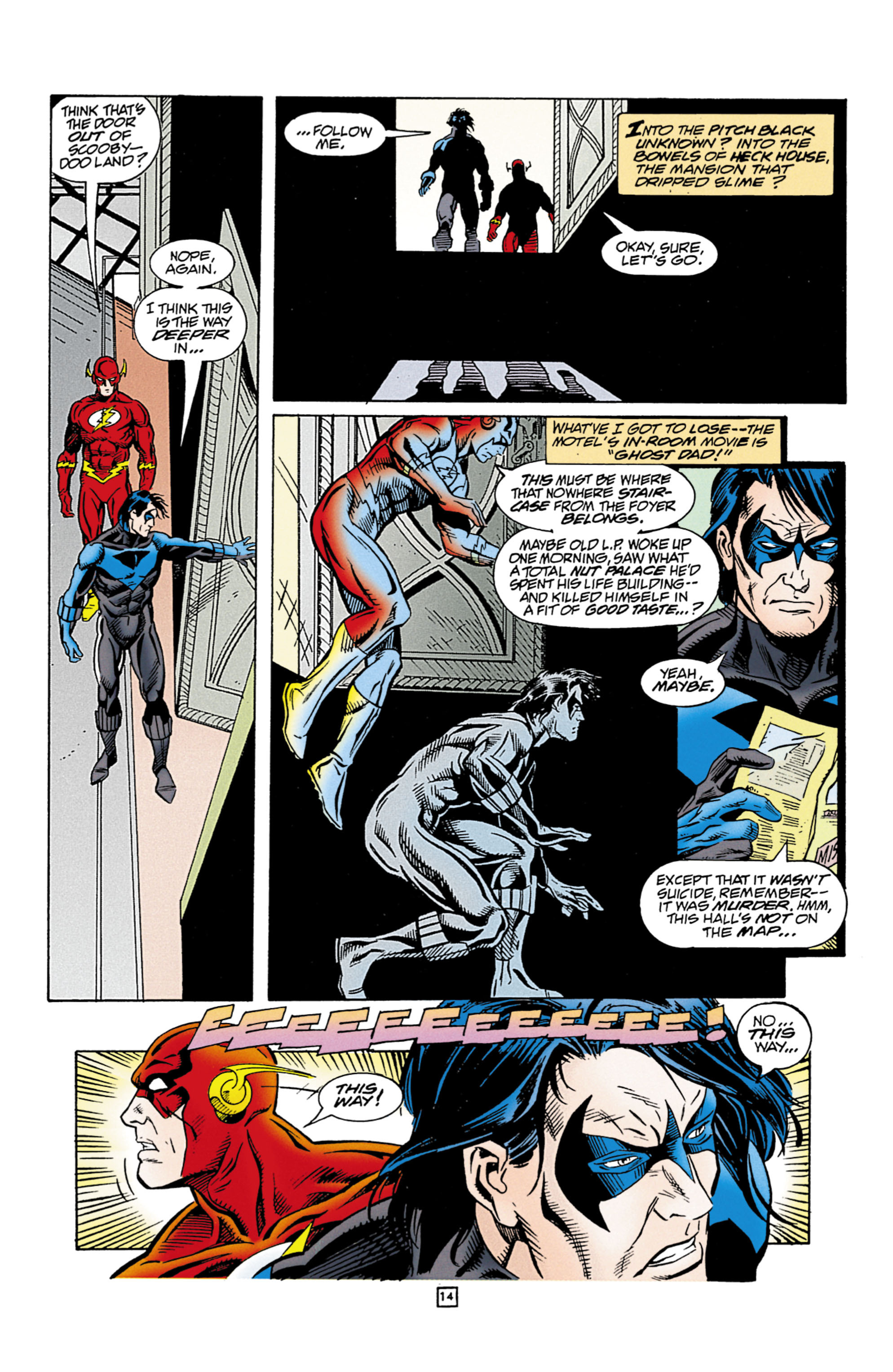 Read online Flash Plus comic -  Issue # Full - 15