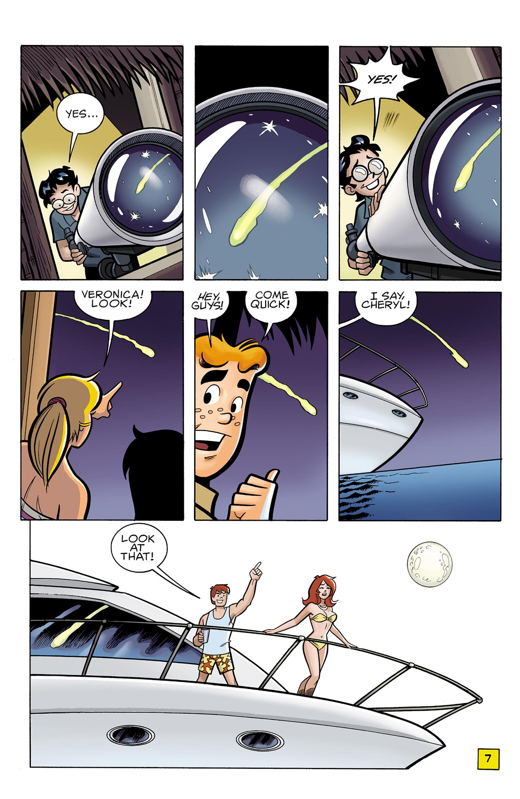 Read online Archie vs. Predator comic -  Issue #1 - 8