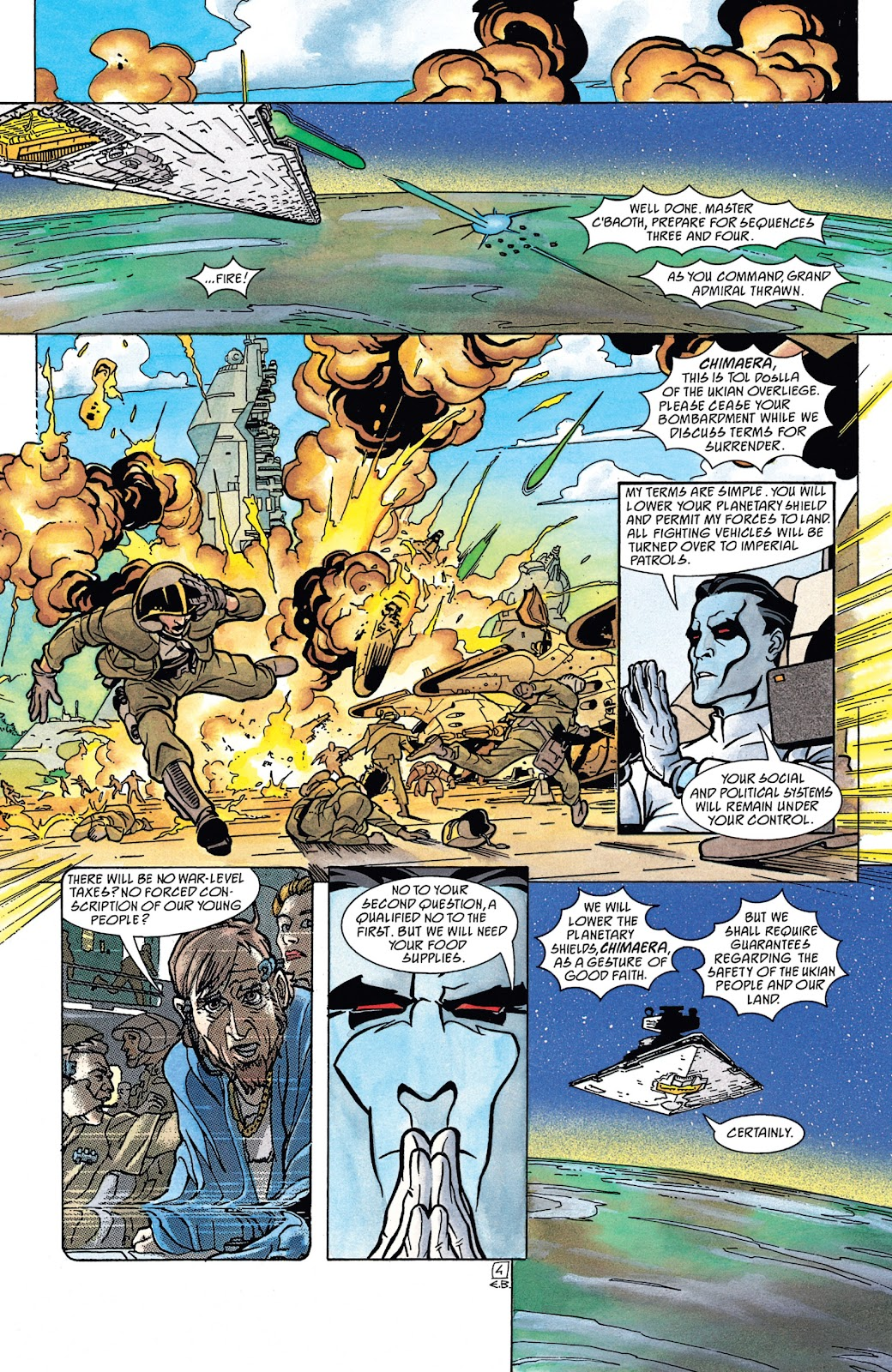 Read online Star Wars Legends: The New Republic - Epic Collection comic -  Issue # TPB 4 (Part 4) - 2