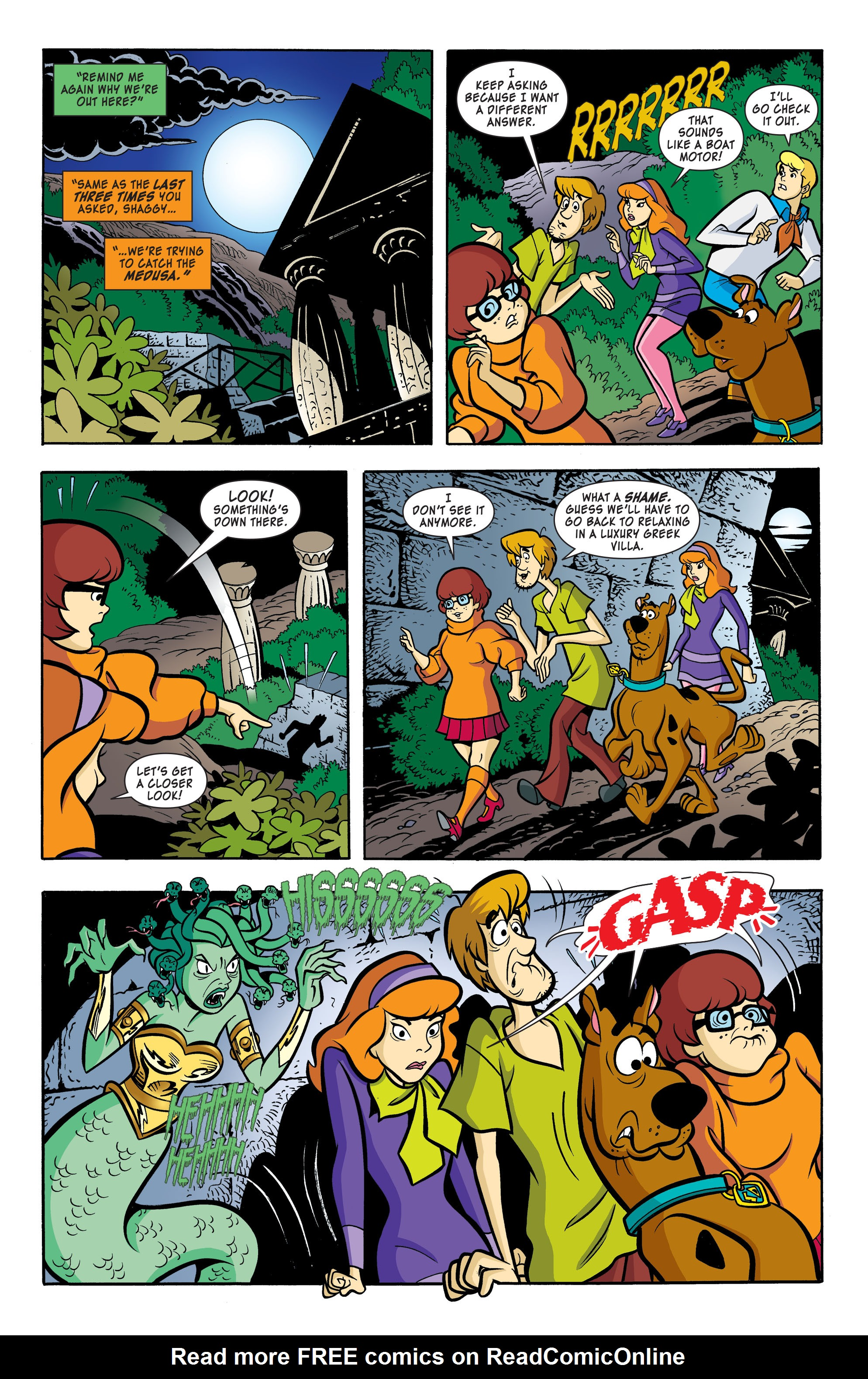 Read online Scooby-Doo: Where Are You? comic -  Issue #59 - 8