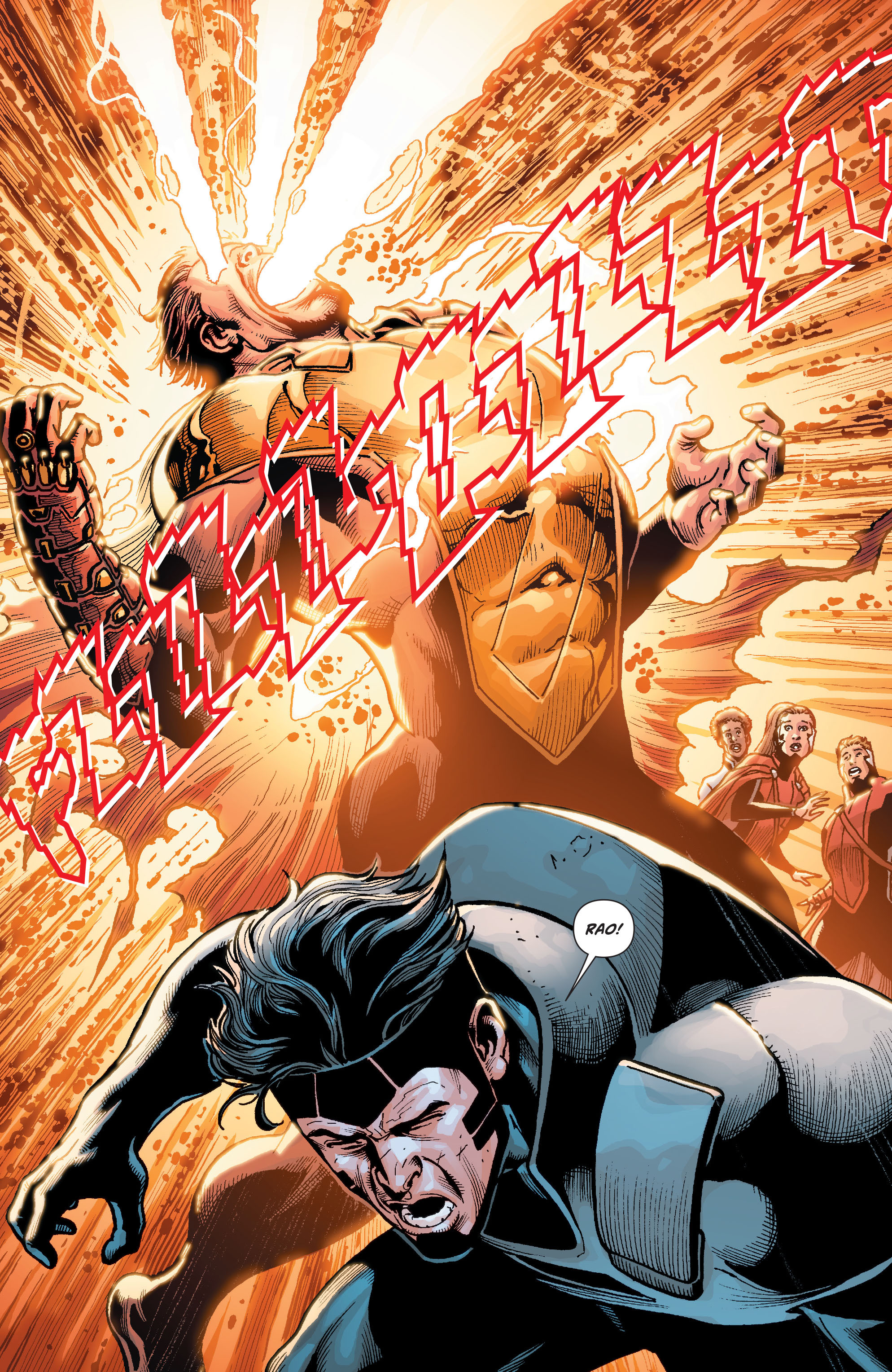 Read online Action Comics (2011) comic -  Issue #23 - 21