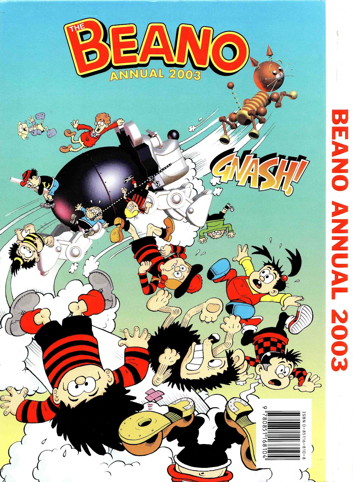 The Beano Book (Annual) 2003 Page 144