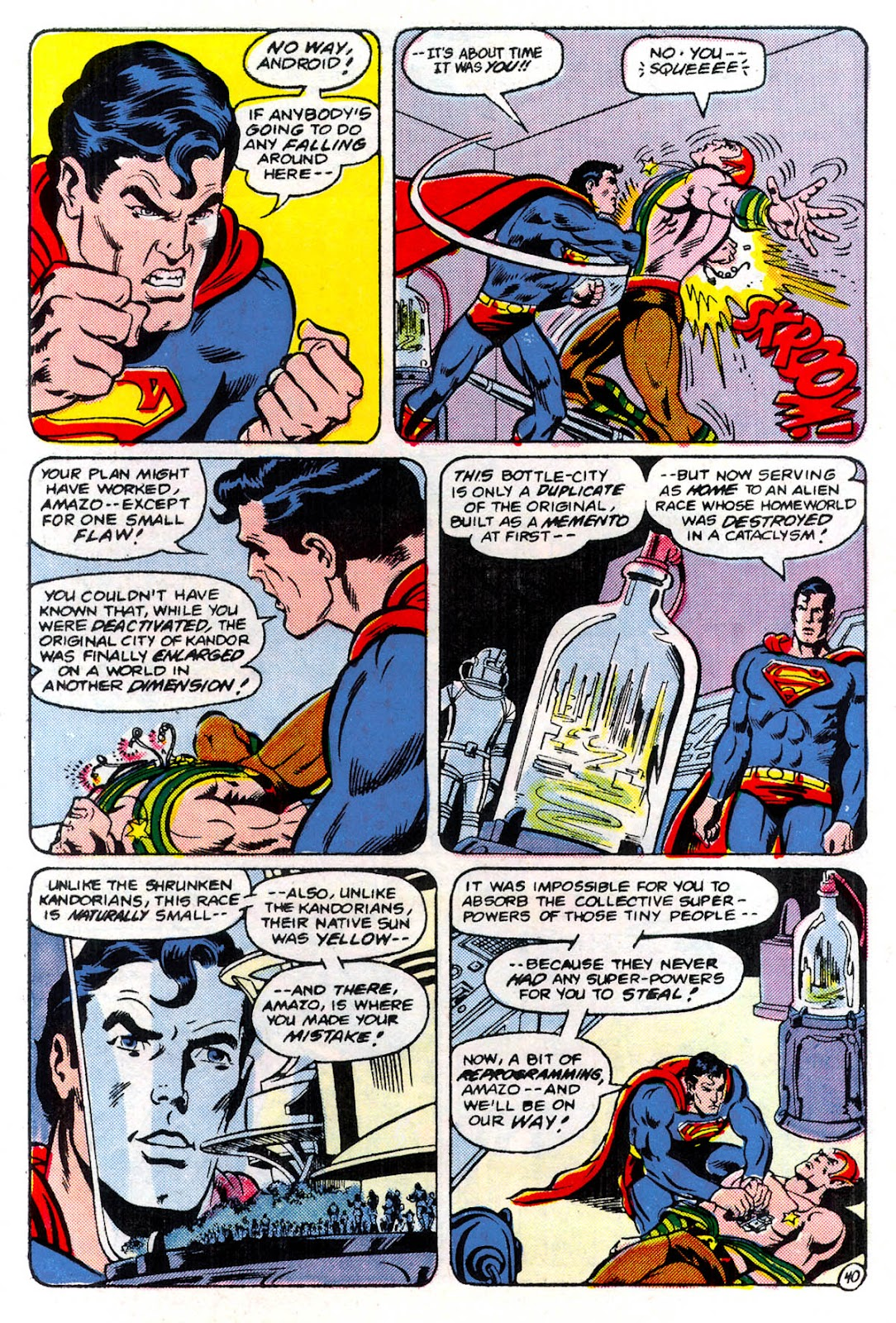 Read online Superman Special (1983) comic -  Issue #3 - 41