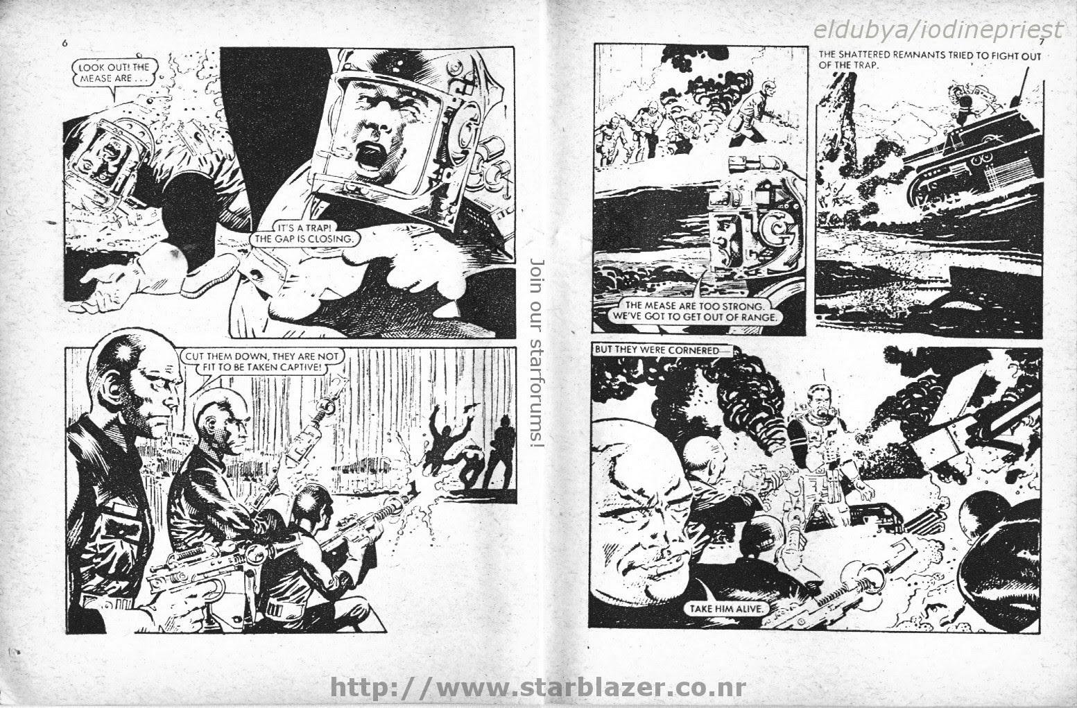 Starblazer issue 50 - Page 5