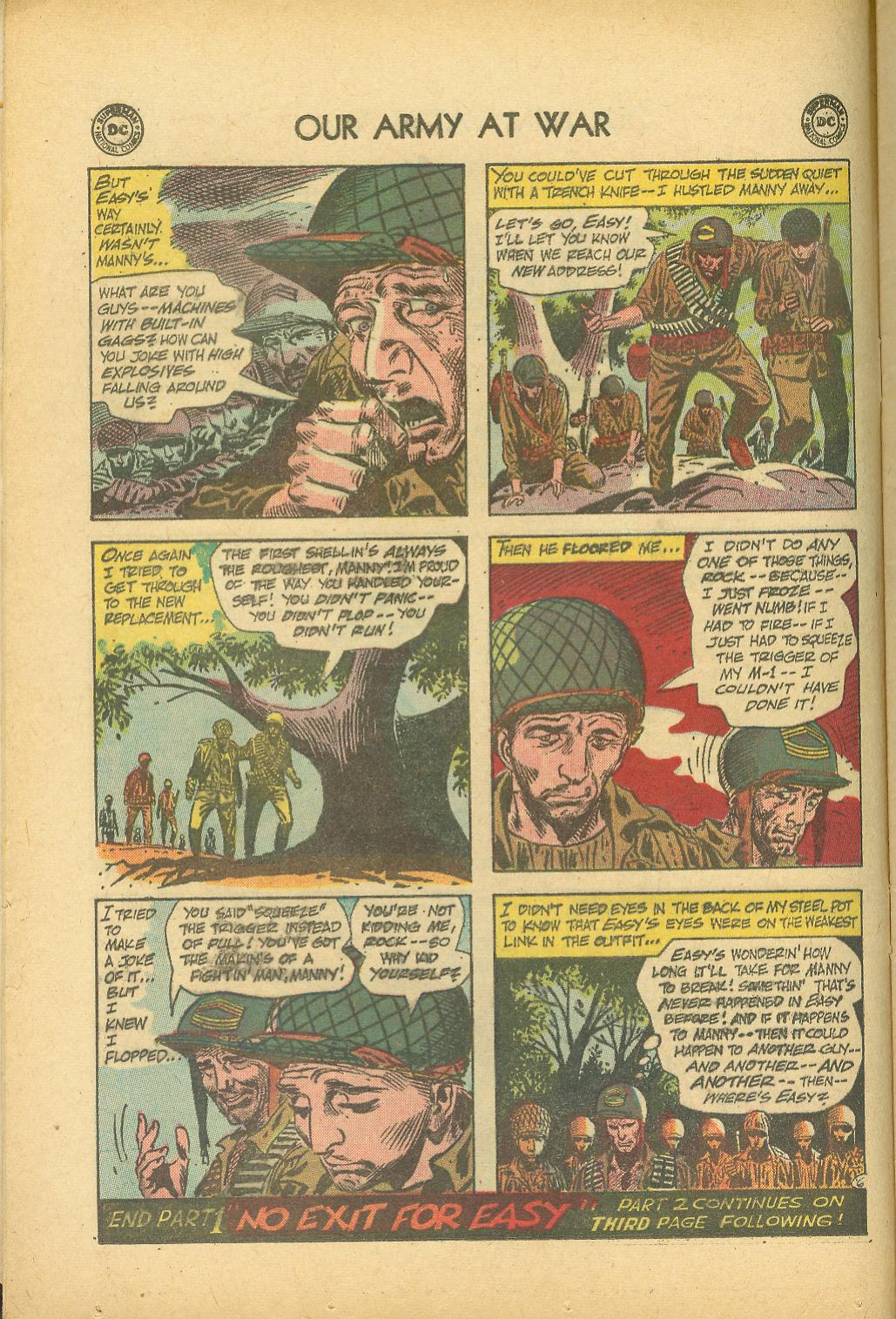 Our Army at War (1952) issue 100 - Page 8