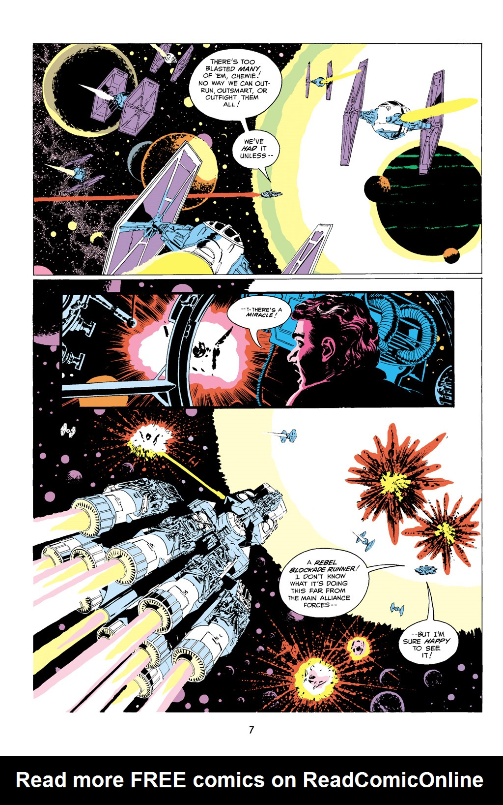 Read online Star Wars Omnibus comic -  Issue # Vol. 16 - 8