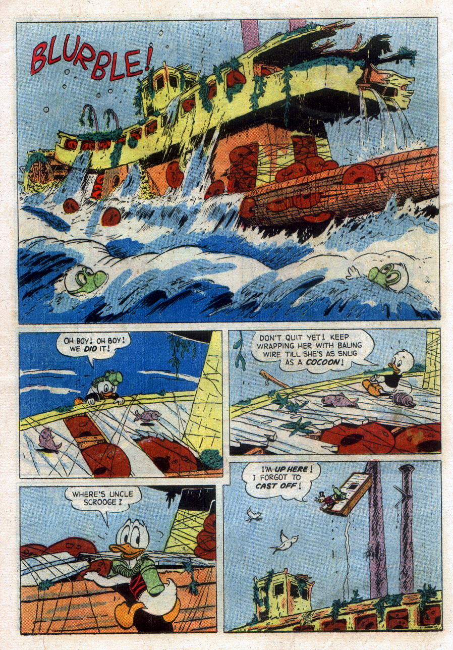 Read online Uncle Scrooge (1953) comic -  Issue #11 - 12