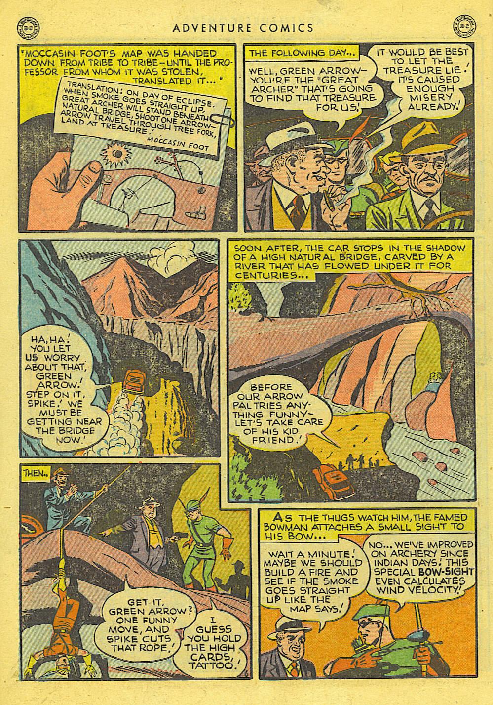 Read online Adventure Comics (1938) comic -  Issue #127 - 7