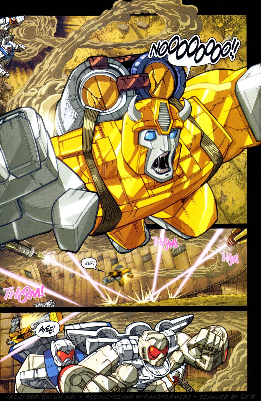 Read online Transformers Armada comic -  Issue #2 - 18