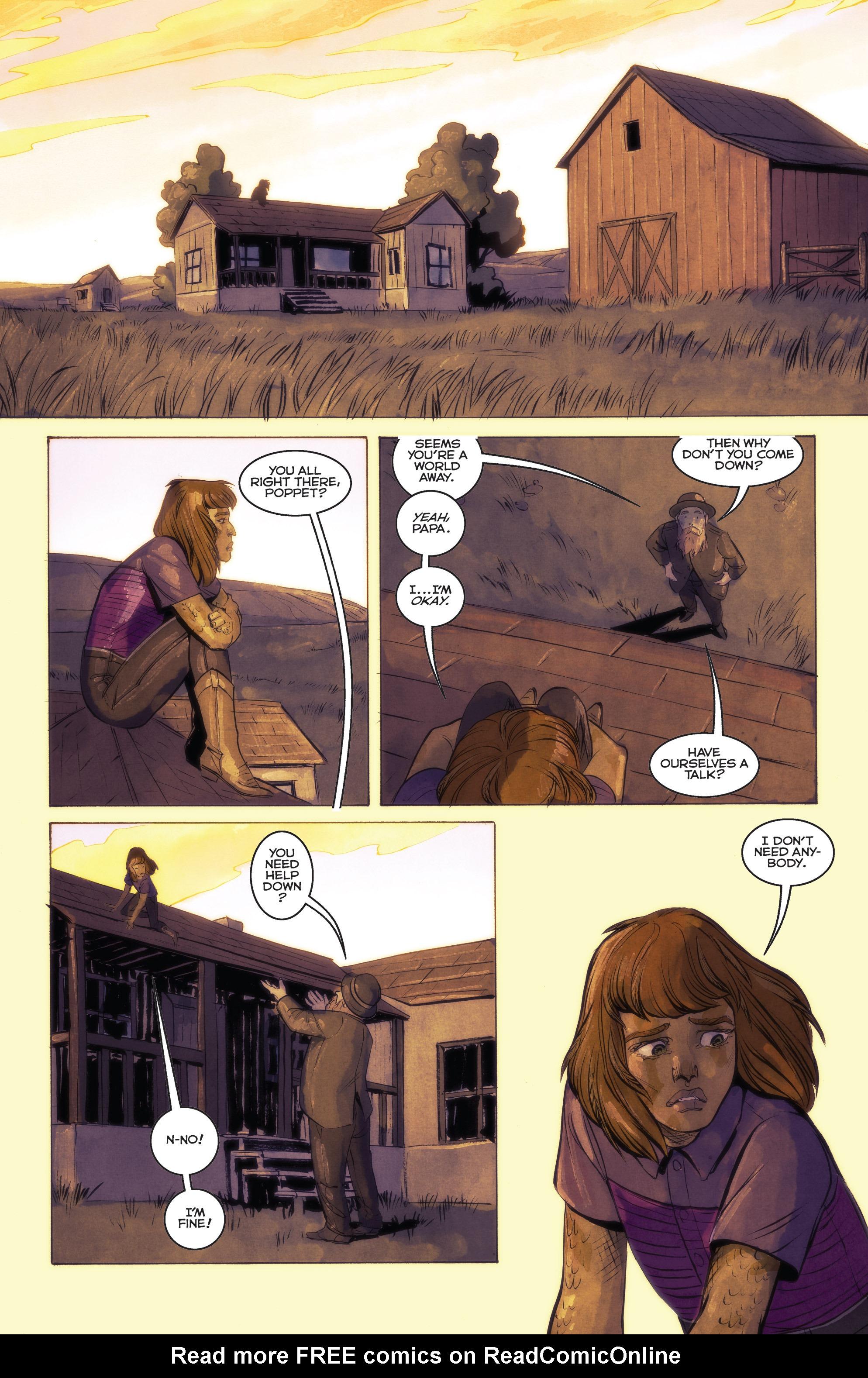 Read online Shutter comic -  Issue #24 - 8