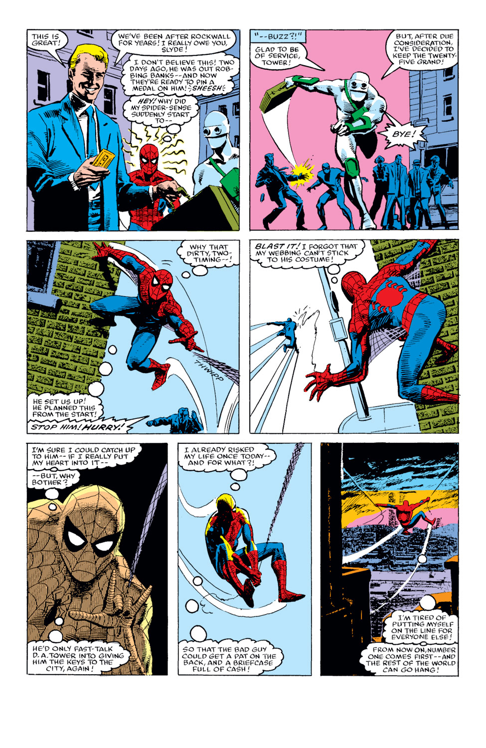 The Amazing Spider-Man (1963) 272 Page 20