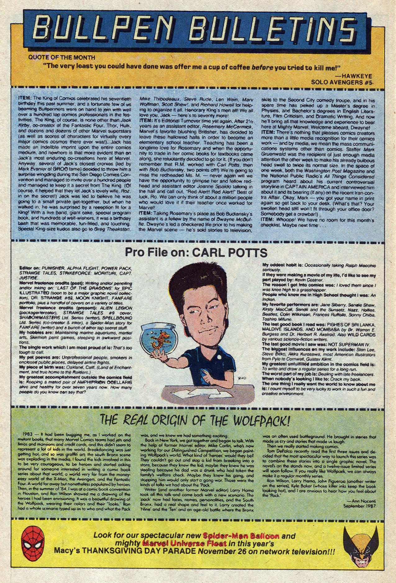 Read online Alpha Flight (1983) comic -  Issue #56 - 27