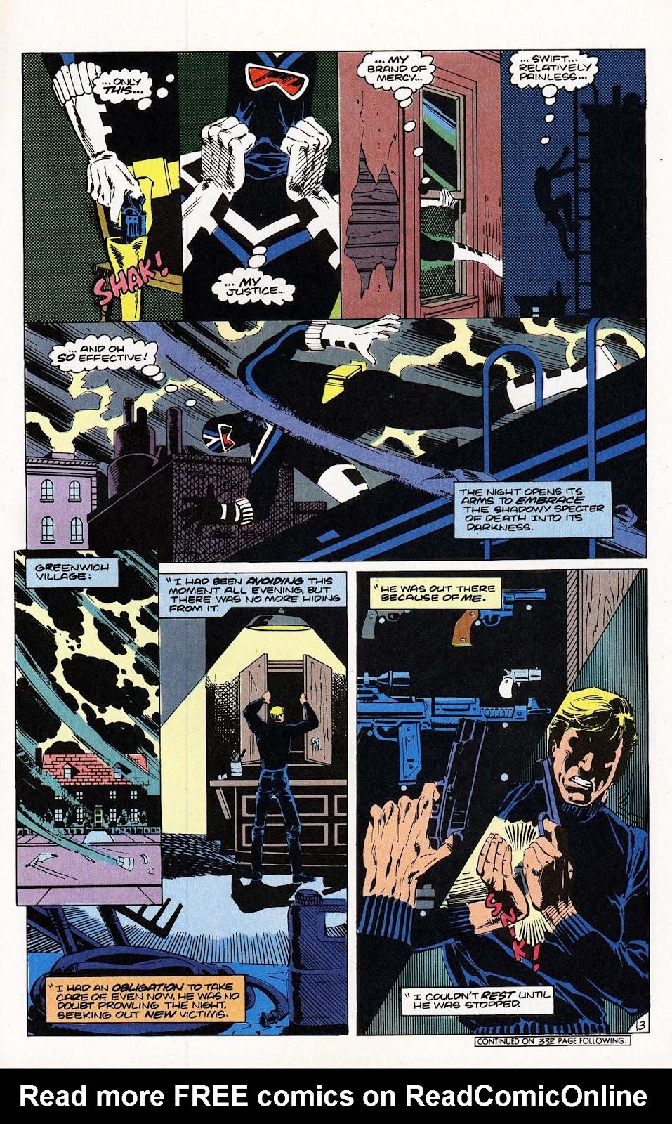 Vigilante (1983) issue 22 - Page 14
