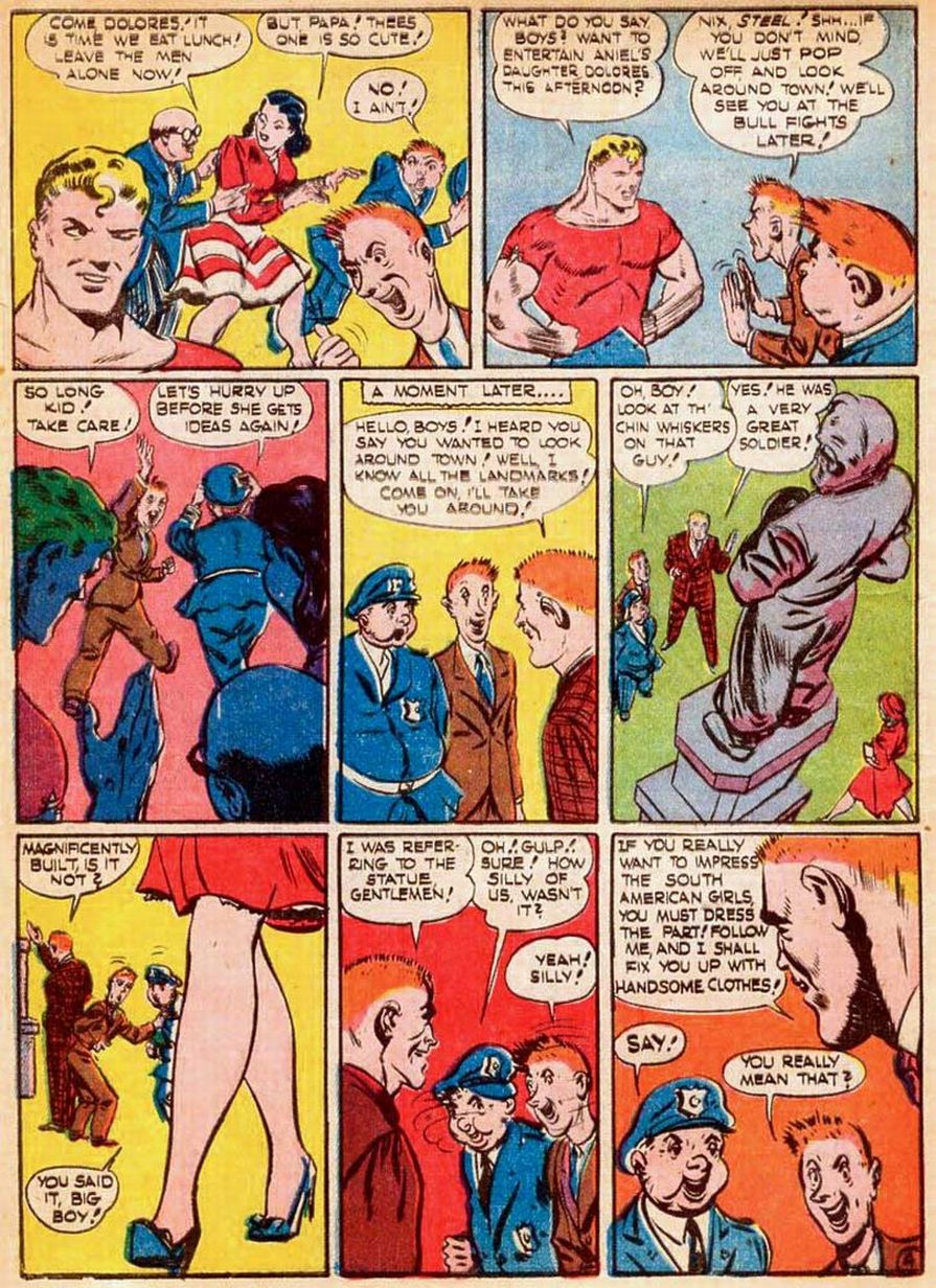 Zip Comics issue 19 - Page 6