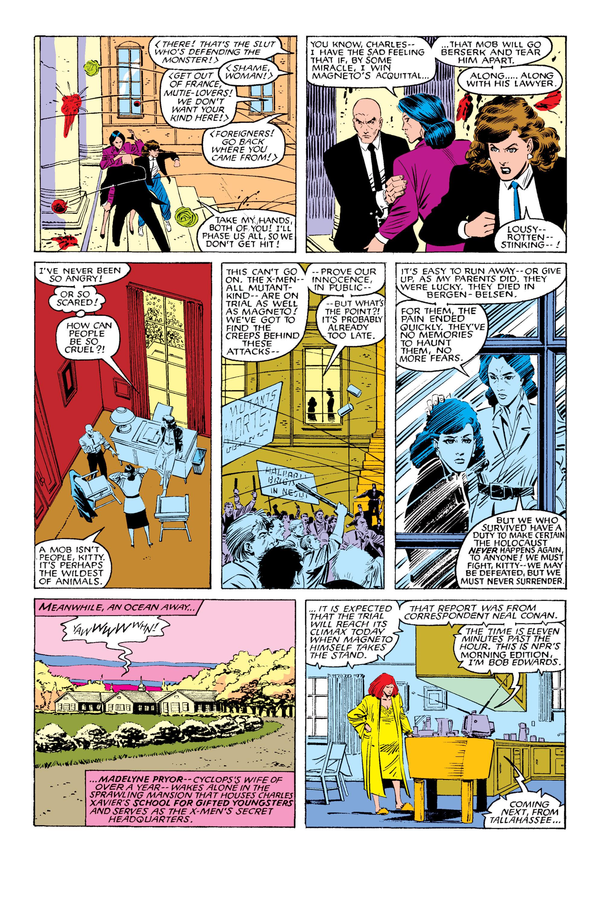 Read online Uncanny X-Men (1963) comic -  Issue #200 - 20