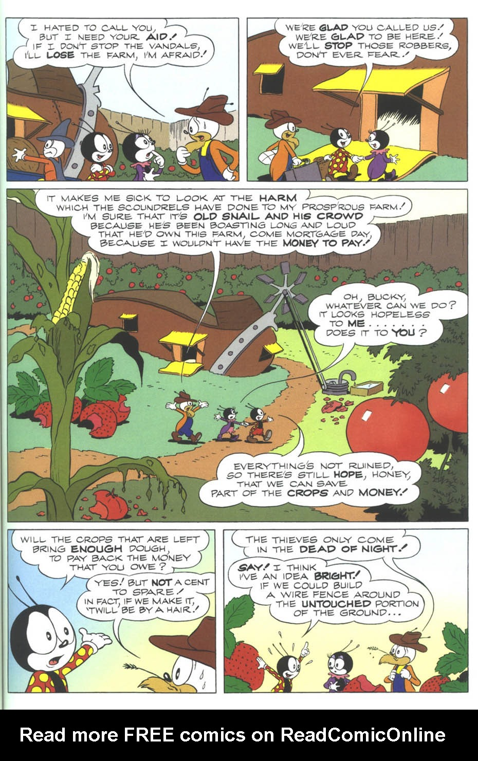 Walt Disney's Comics and Stories issue 609 - Page 41