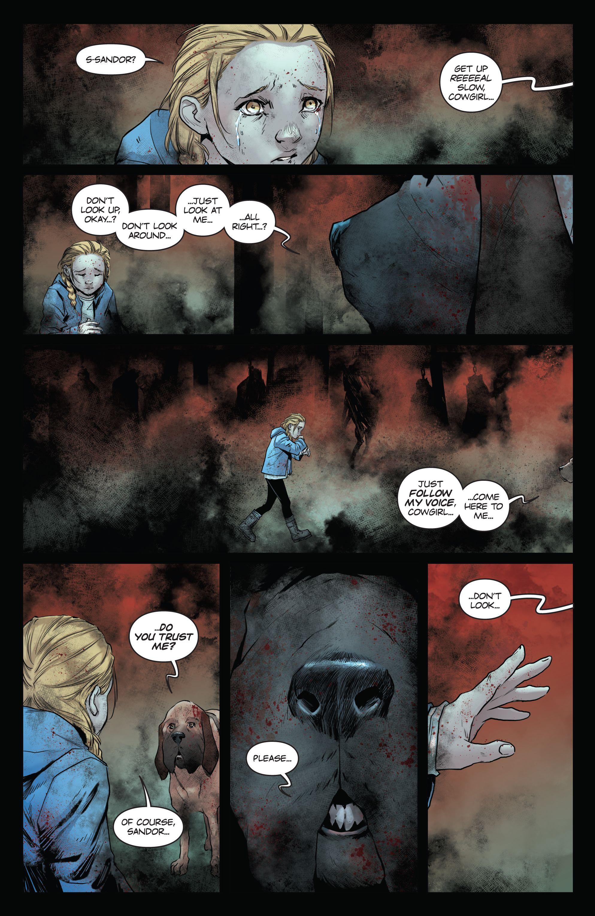 Read online Animosity comic -  Issue #7 - 10