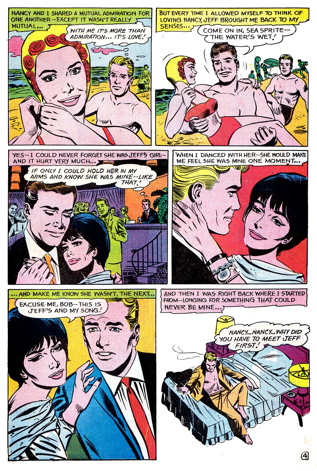 Read online Secret Hearts comic -  Issue #132 - 11