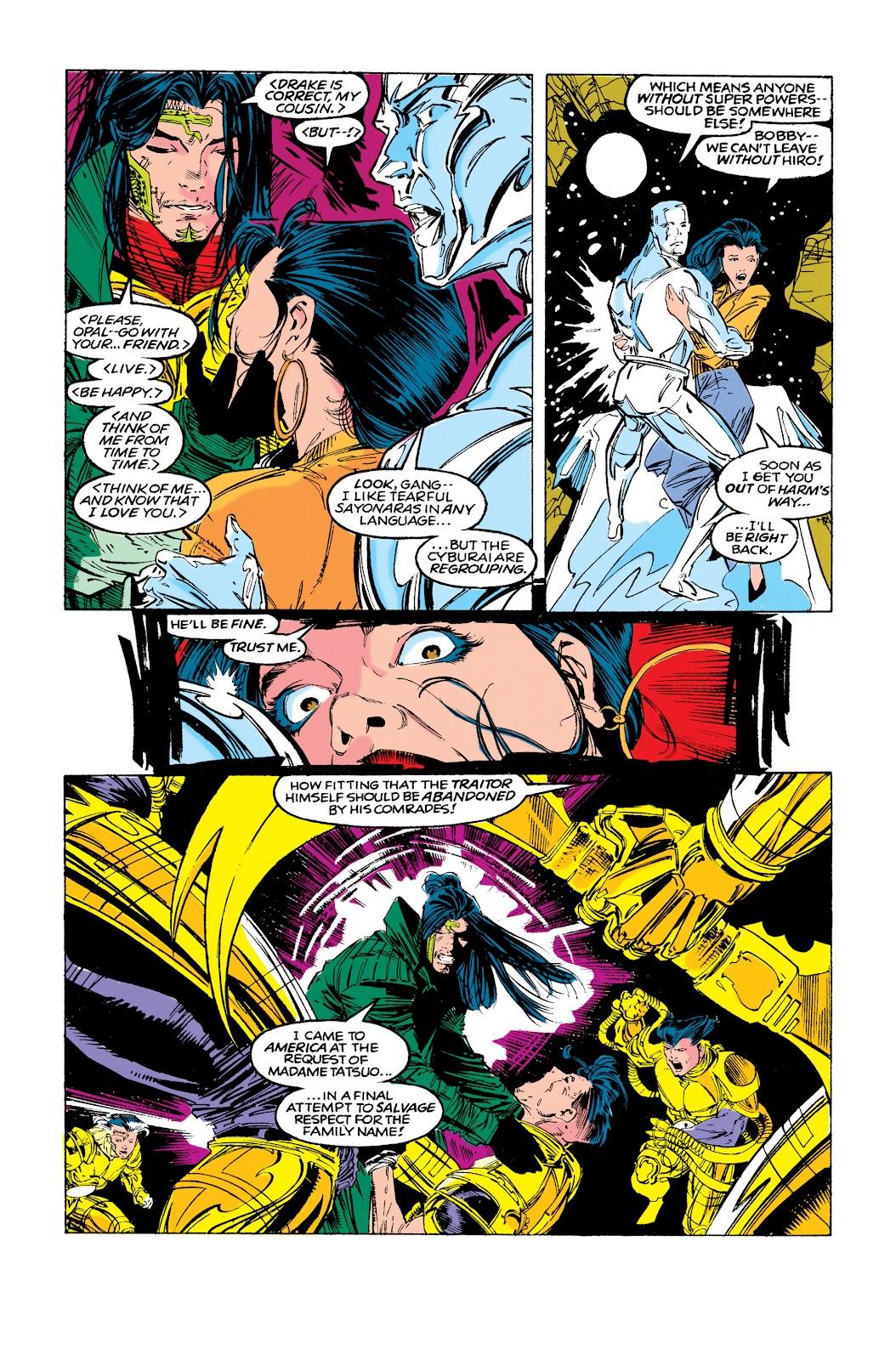 Uncanny X-Men (1963) issue 290 - Page 13