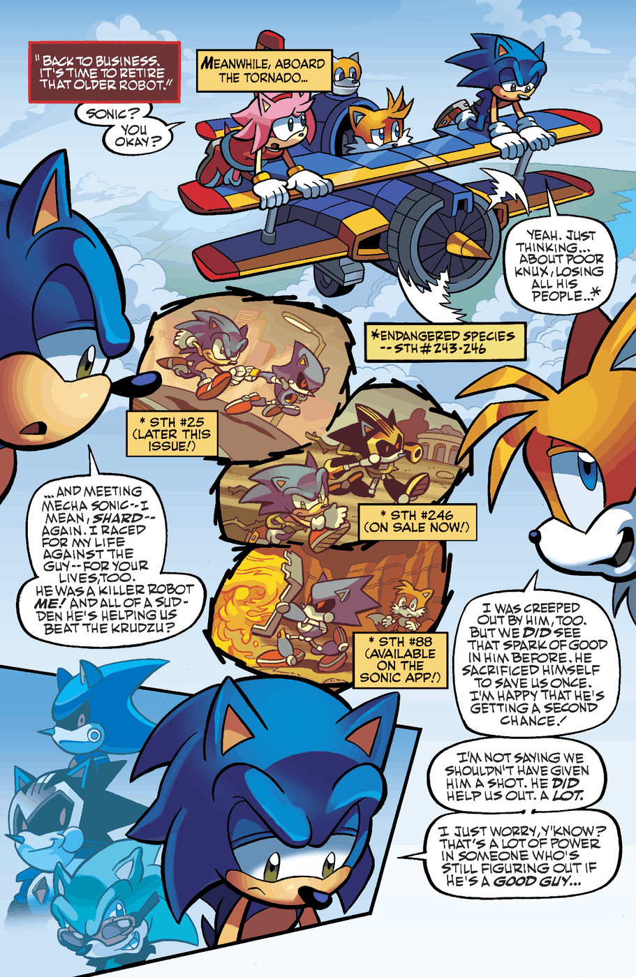 Read online Sonic Universe comic -  Issue #50 - 8