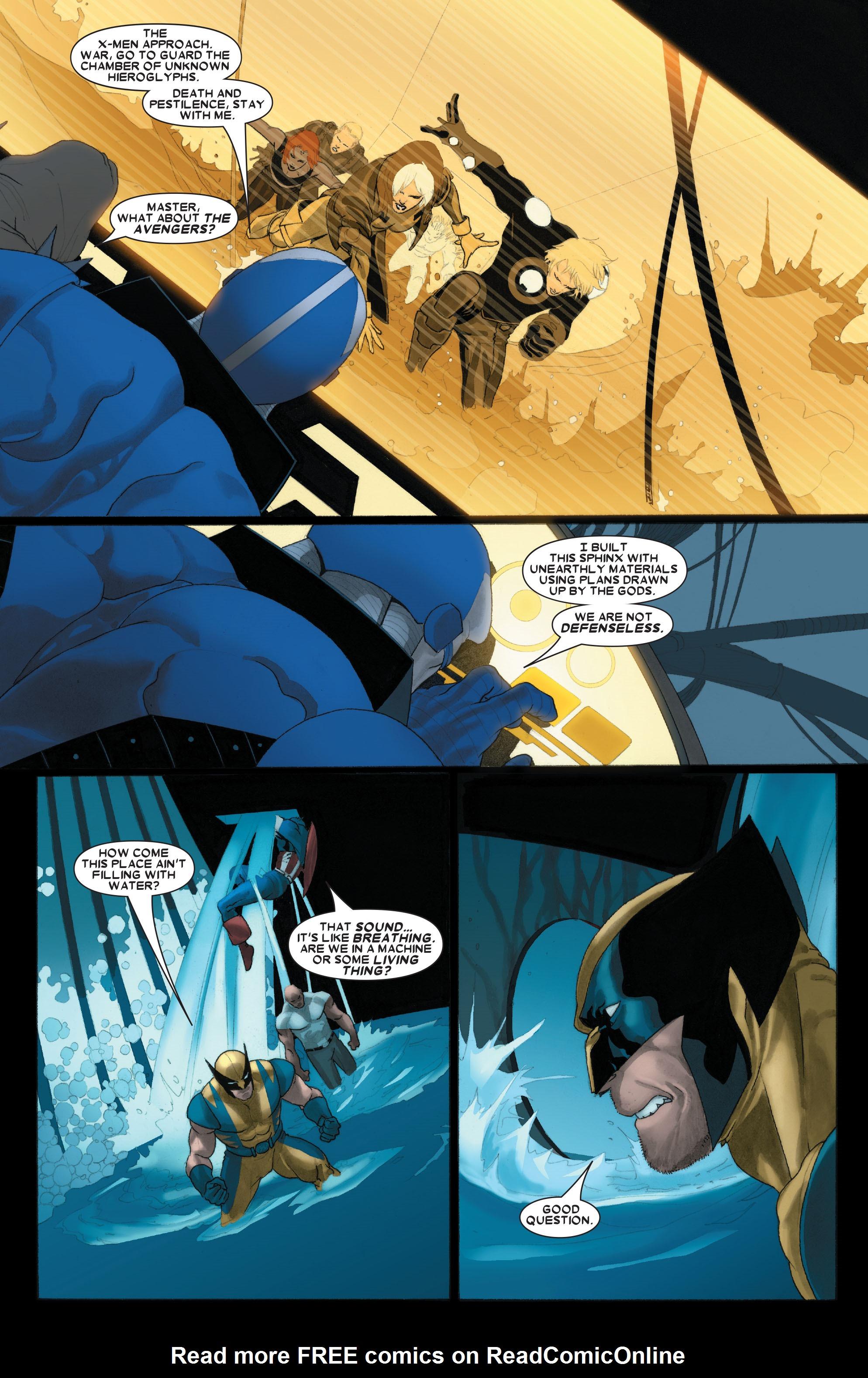 X-Men (1991) 186 Page 10