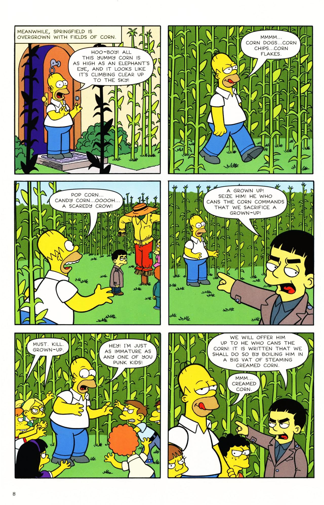 Read online Simpsons Comics Presents Bart Simpson comic -  Issue #49 - 9