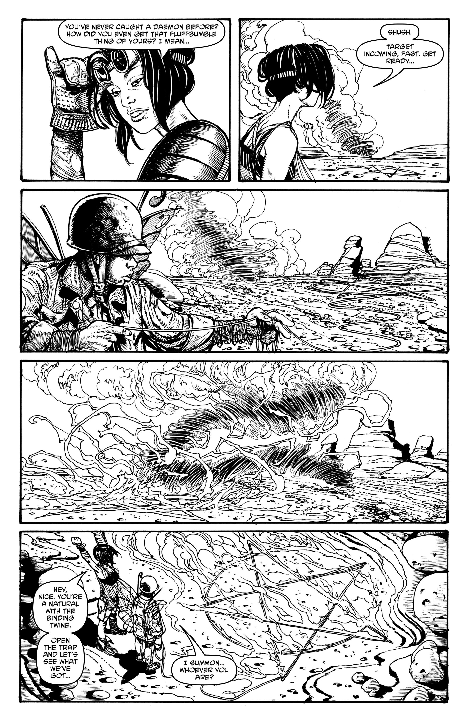 Read online Alan Moore's Cinema Purgatorio comic -  Issue #2 - 28