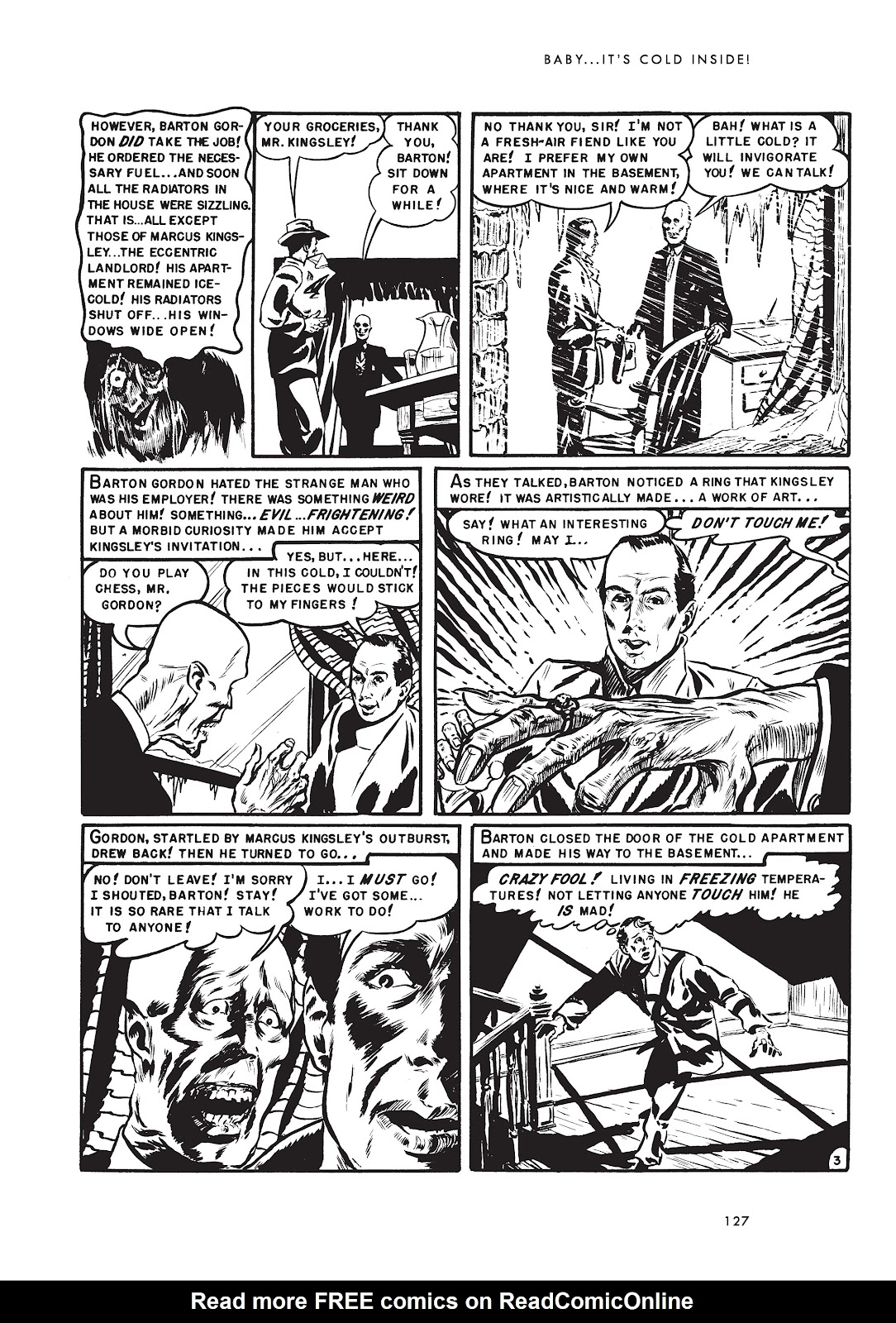 Read online Doctor of Horror and Other Stories comic -  Issue # TPB (Part 2) - 43