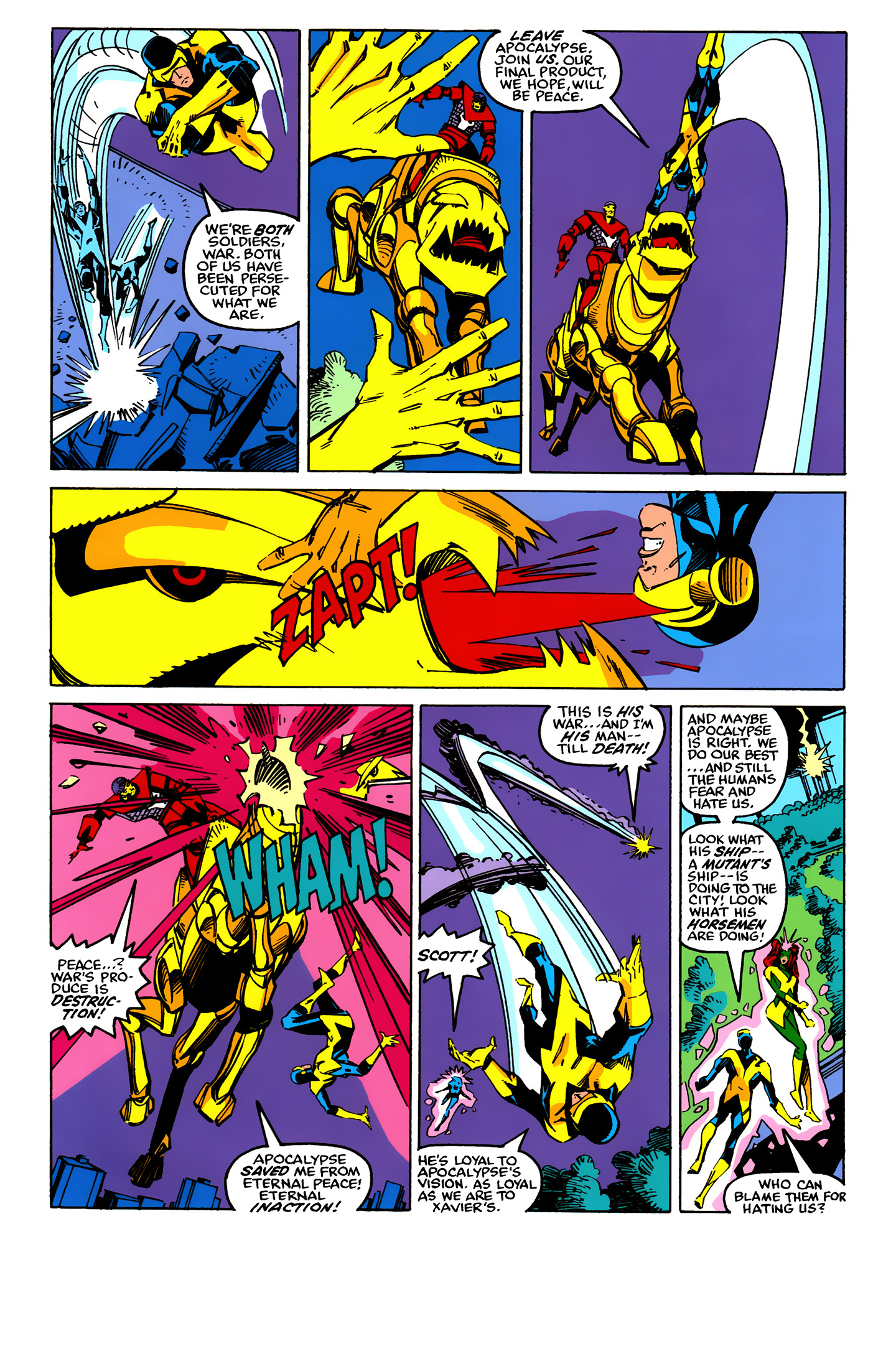 Read online X-Factor (1986) comic -  Issue #25 - 14