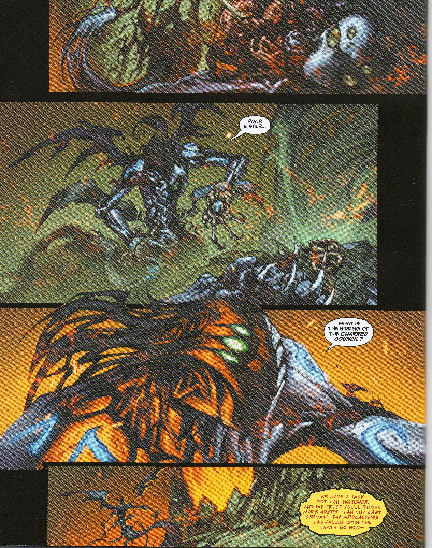 Read online Darksiders comic -  Issue # Full - 22