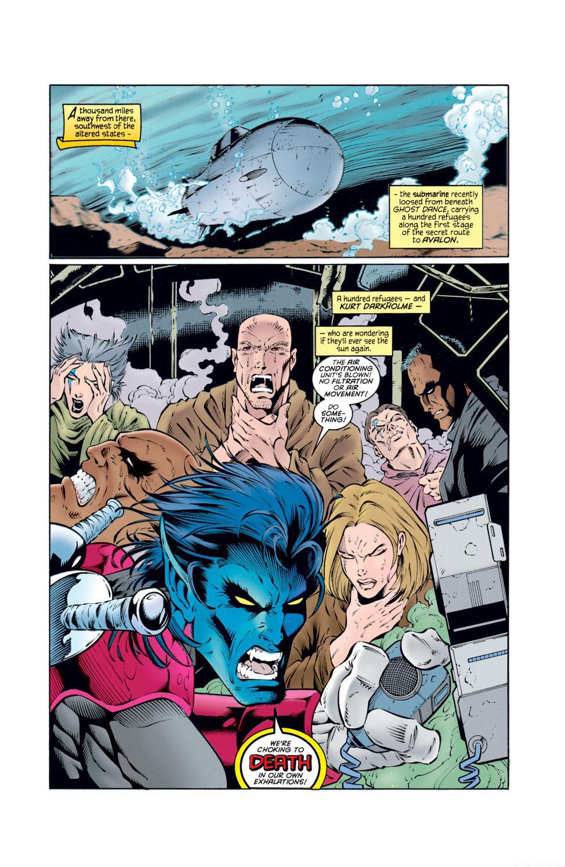 Read online X-Calibre comic -  Issue #2 - 7