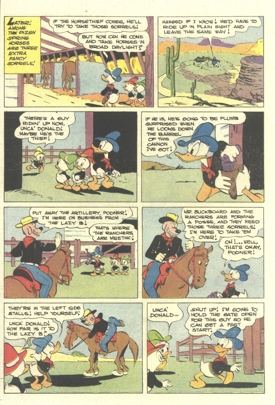 Walt Disney's Donald Duck (1986) issue 247 - Page 26