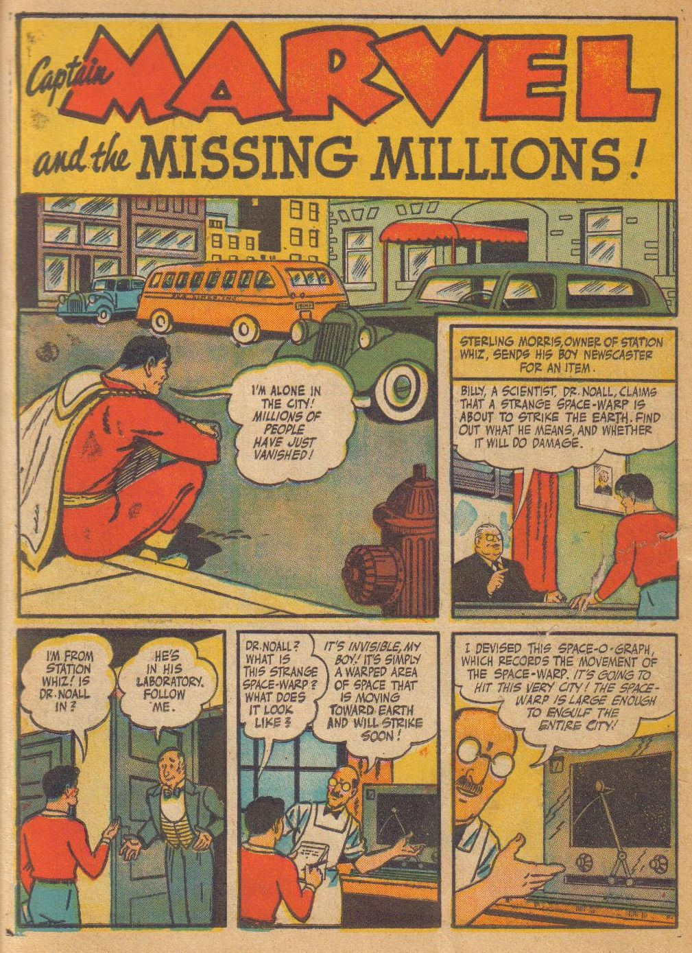 Captain Marvel Adventures issue 64 - Page 30